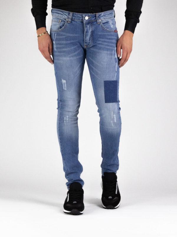 Marseille Bleu Clair Jeans
