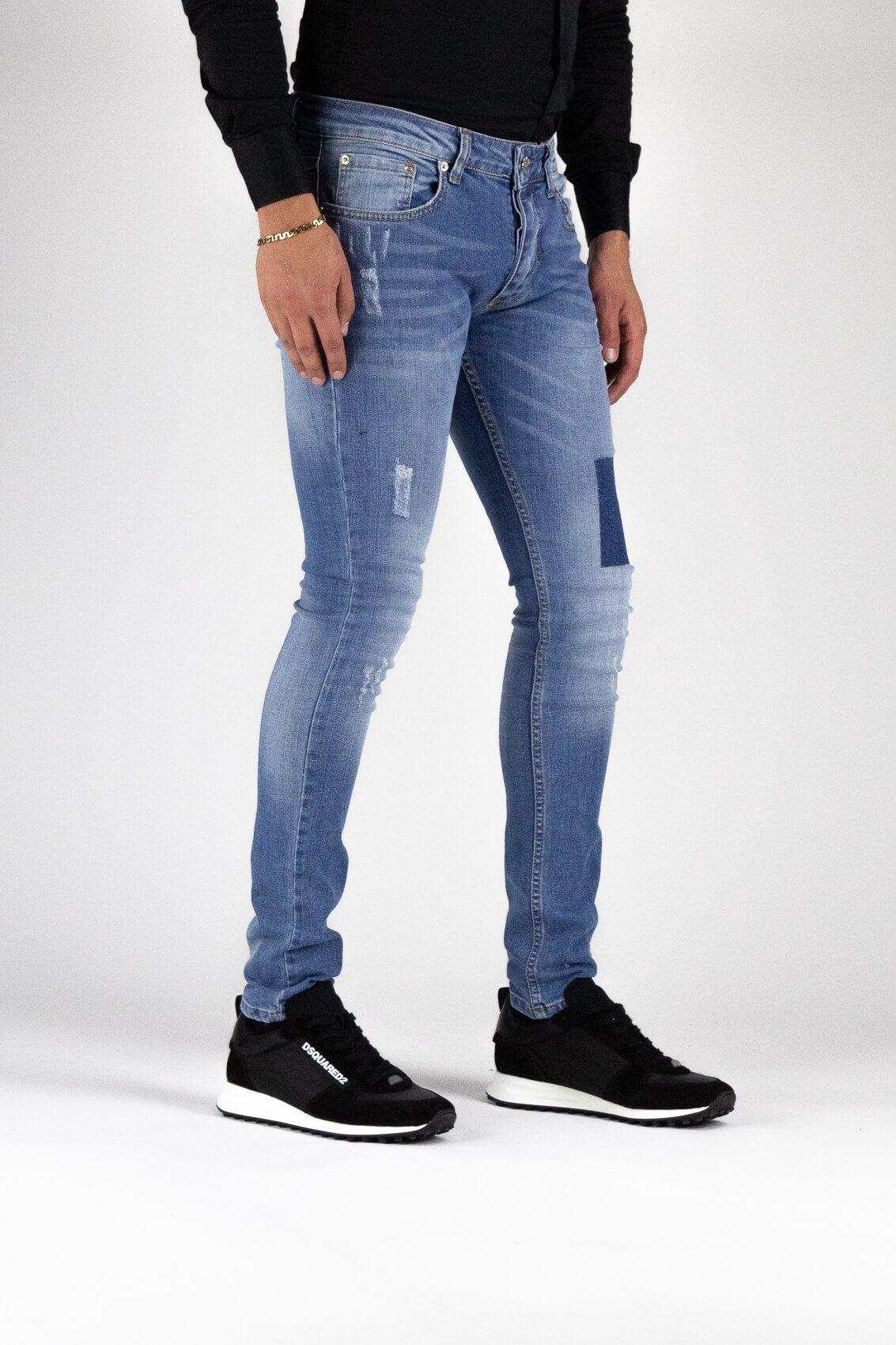 Marseille Bleu Clair Jeans 2