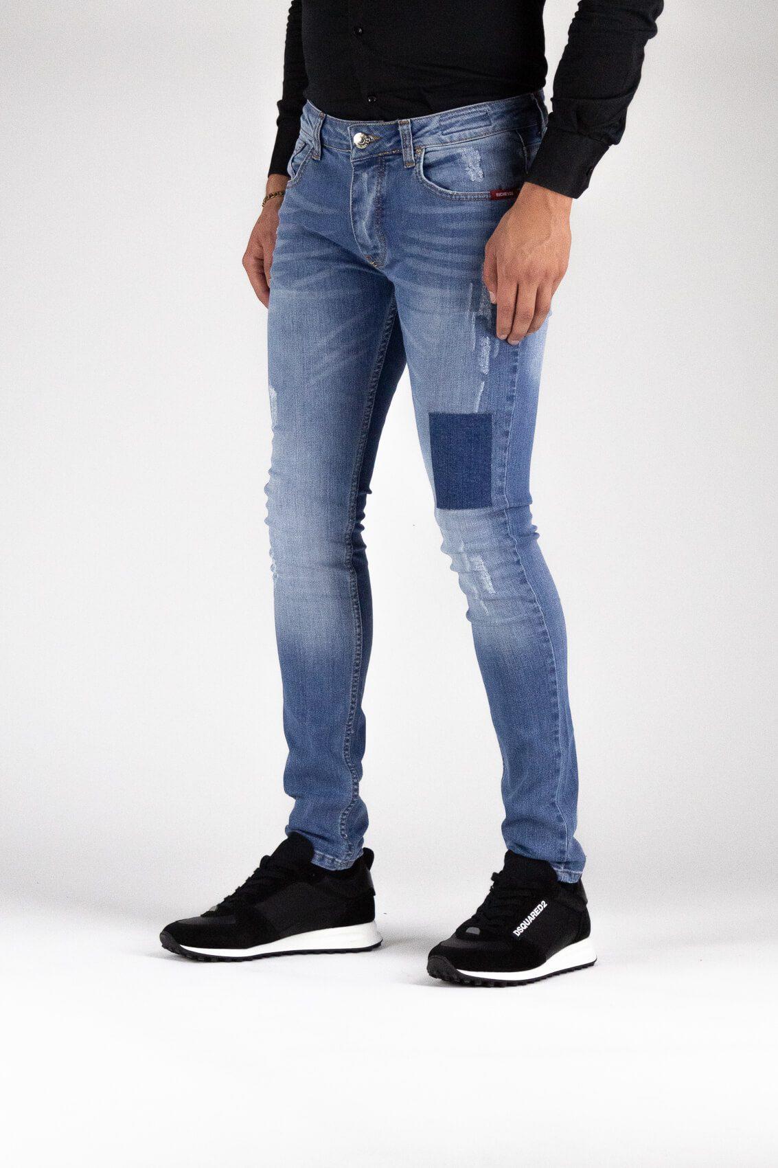 Marseille Bleu Clair Jeans 3