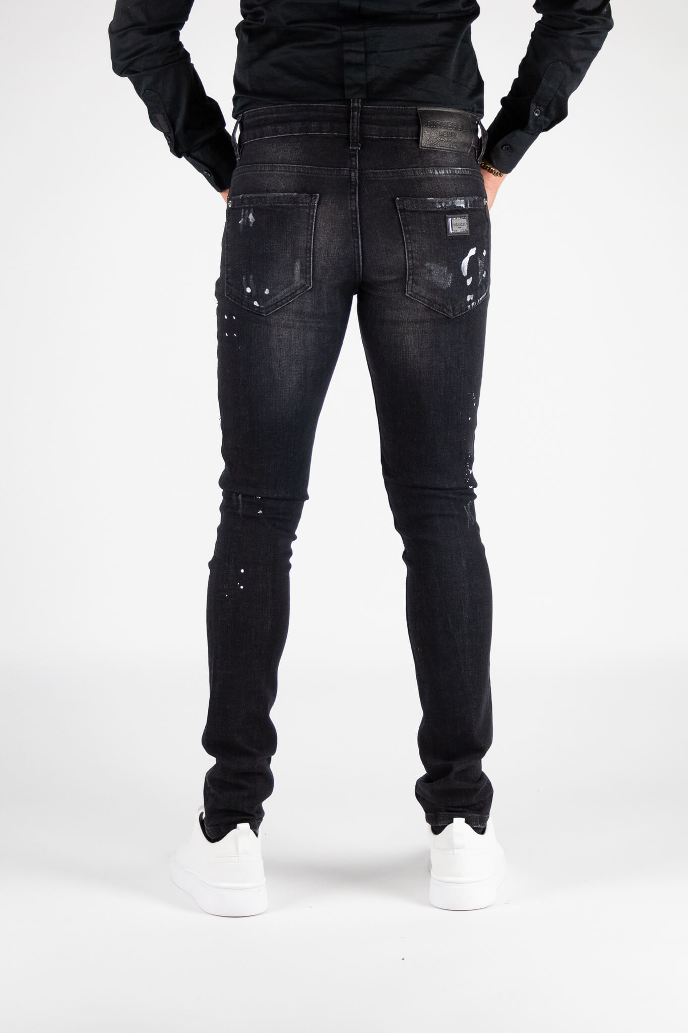 Chaves Black Jeans 6