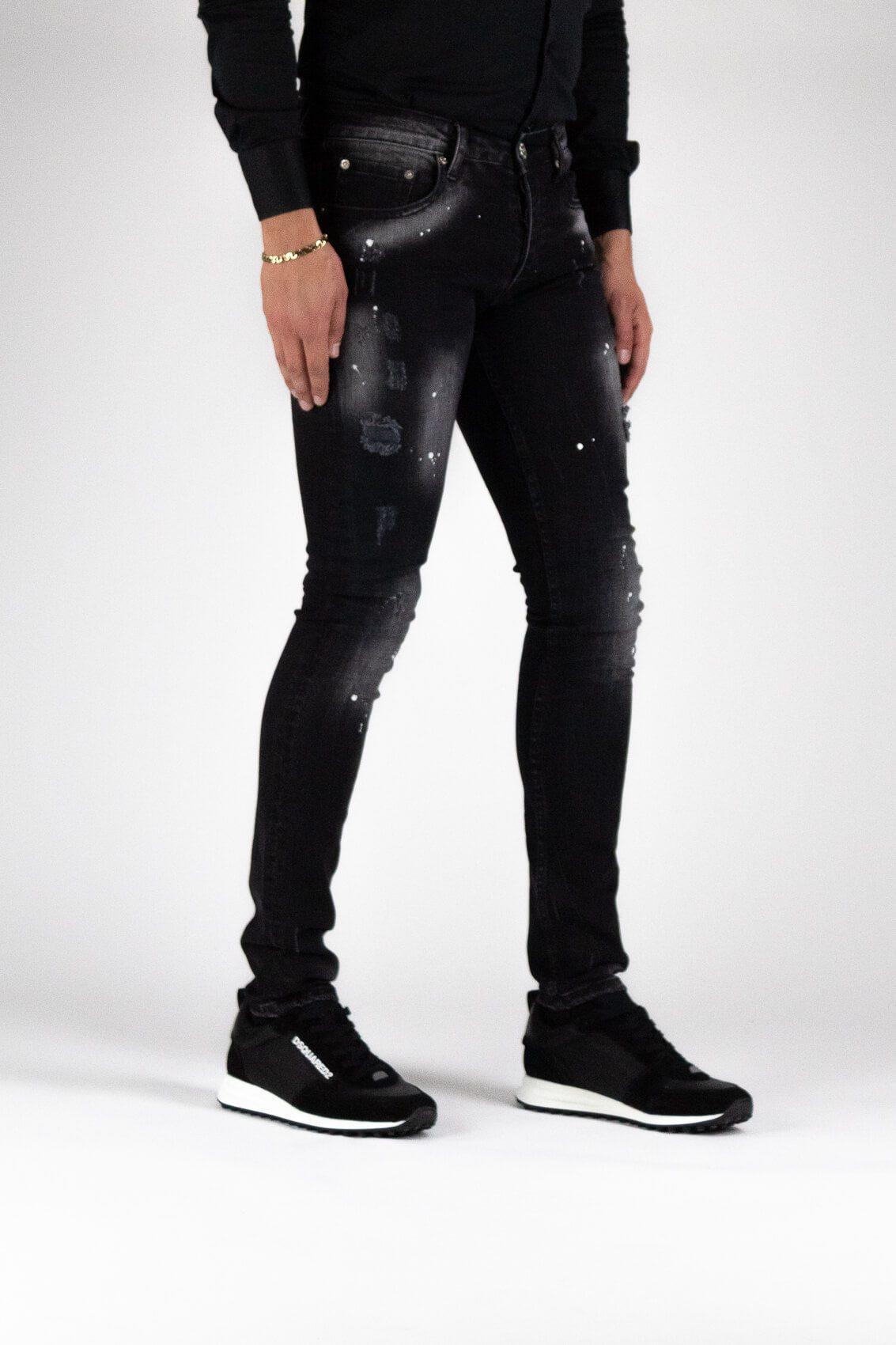Alicante Noir Jeans 2