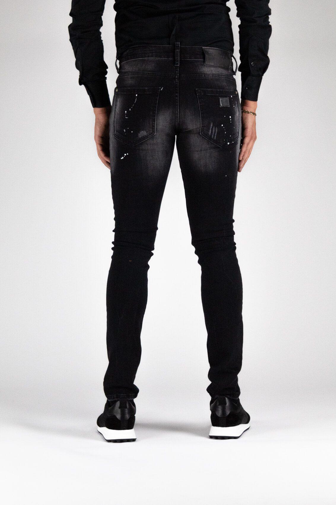 Alicante Noir Jeans 4