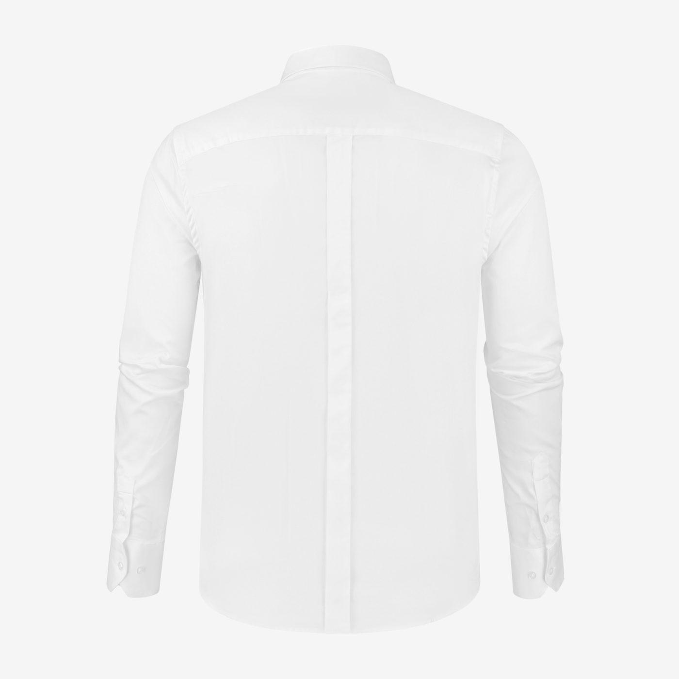 Richesse-Classic-white-Shirt_Back