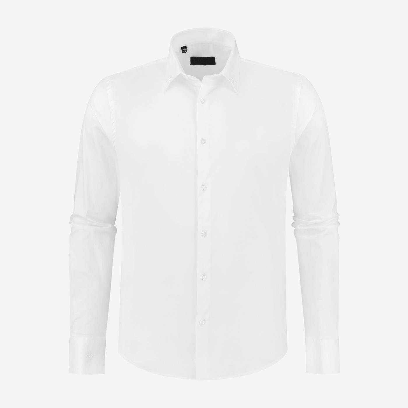 Richesse-Classic-white-Shirt_Front