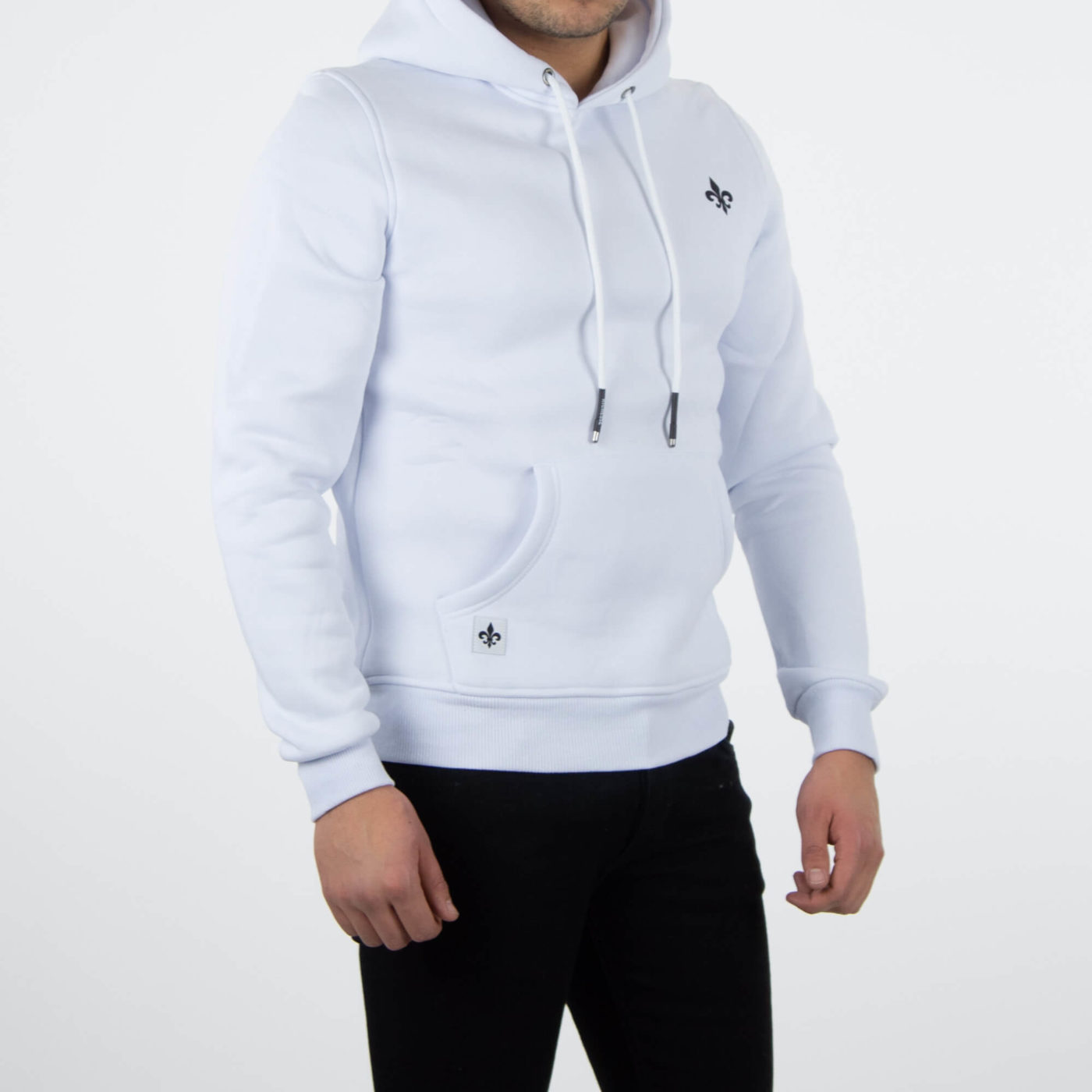 Richesse Infantry White Hoodie 2
