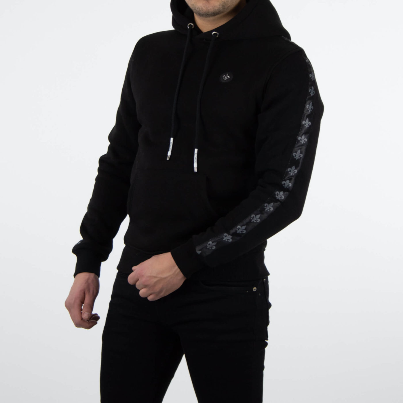Richesse Stealth Taped Hoodie 3