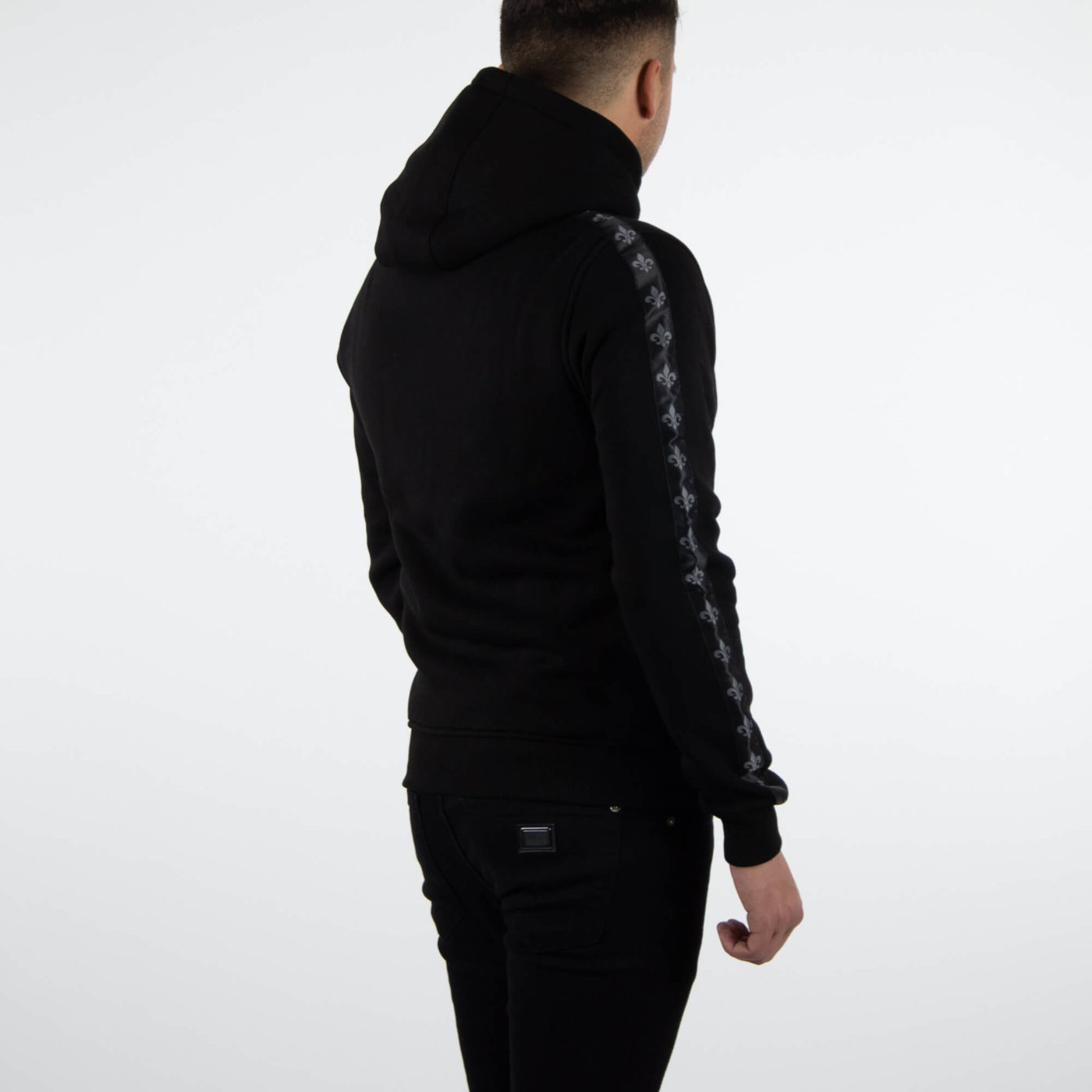 Richesse Stealth Taped Hoodie 4