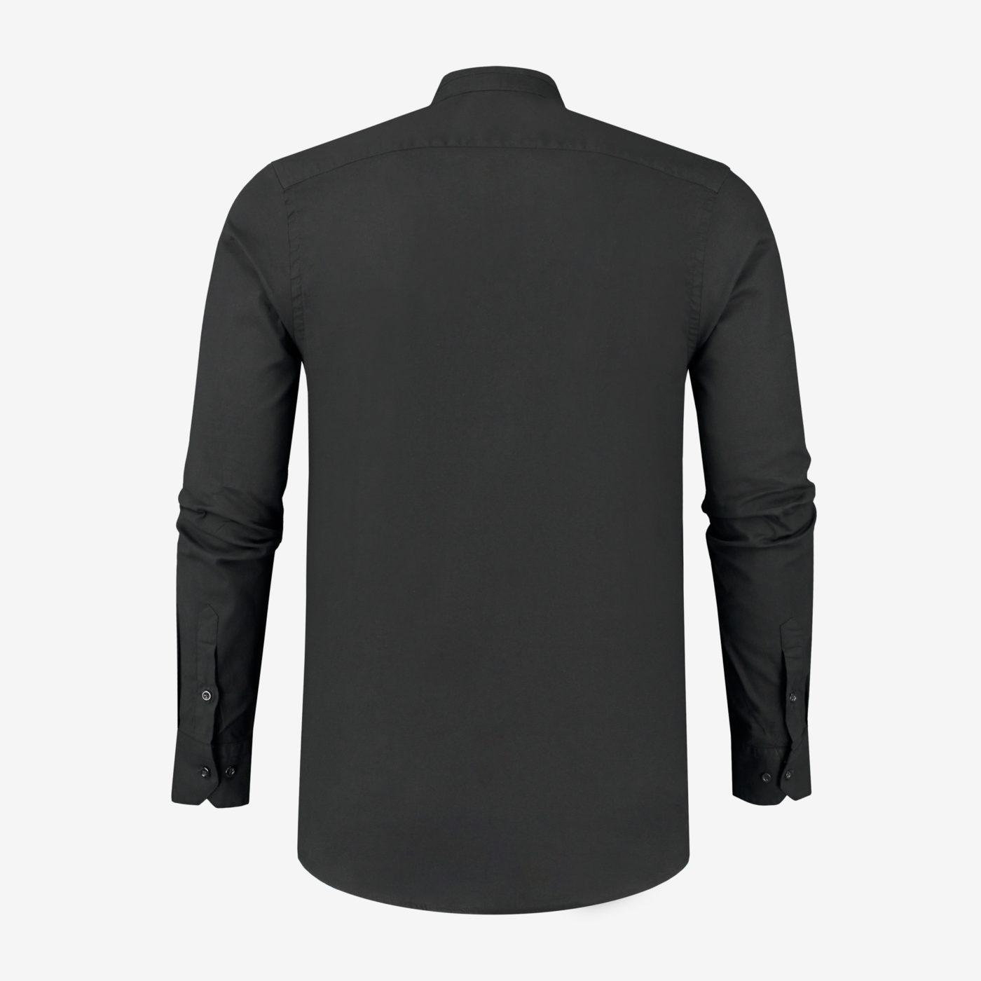 Richesse-Mandarin-Black-Shirt_Back