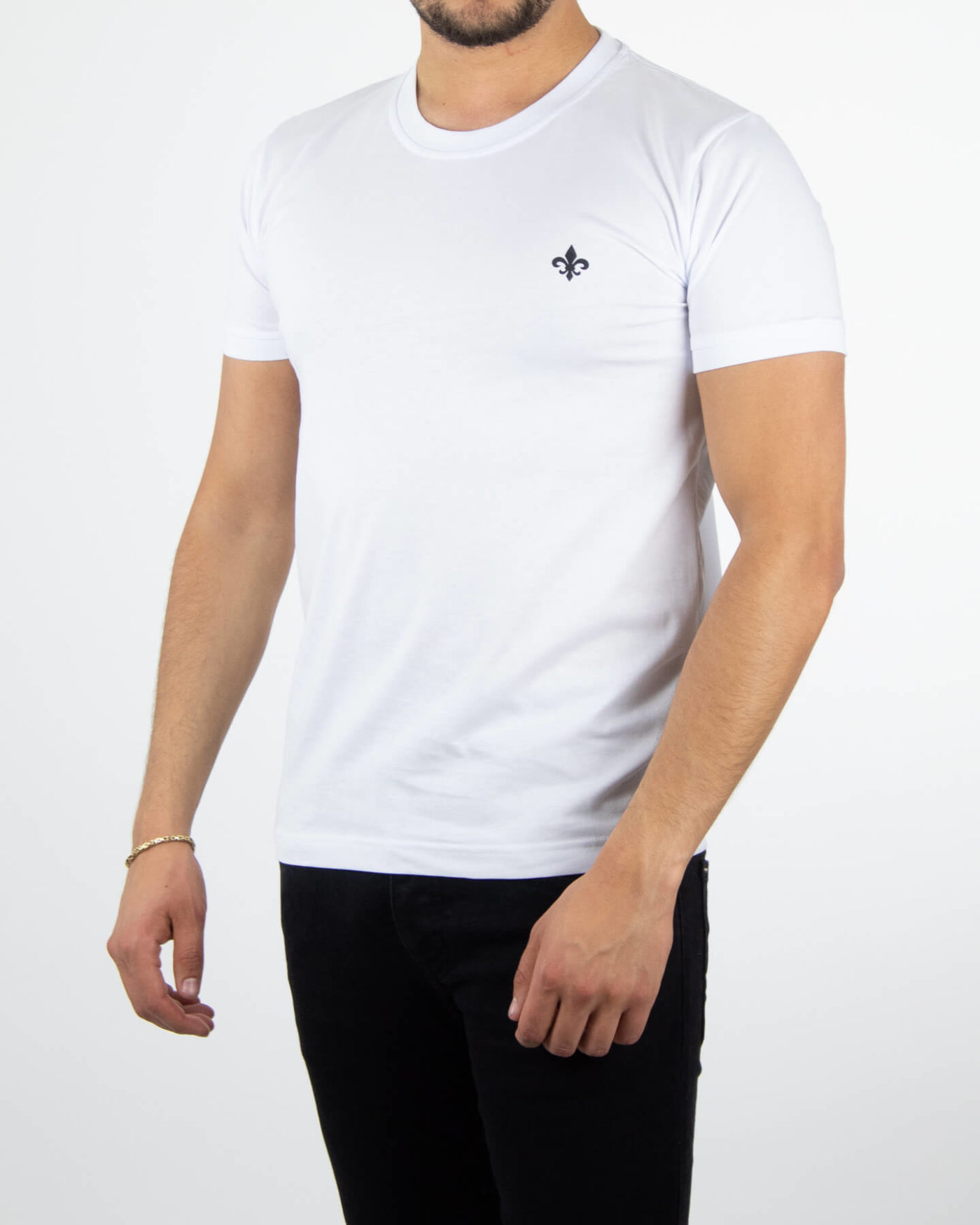 Capitan White Shirt-1