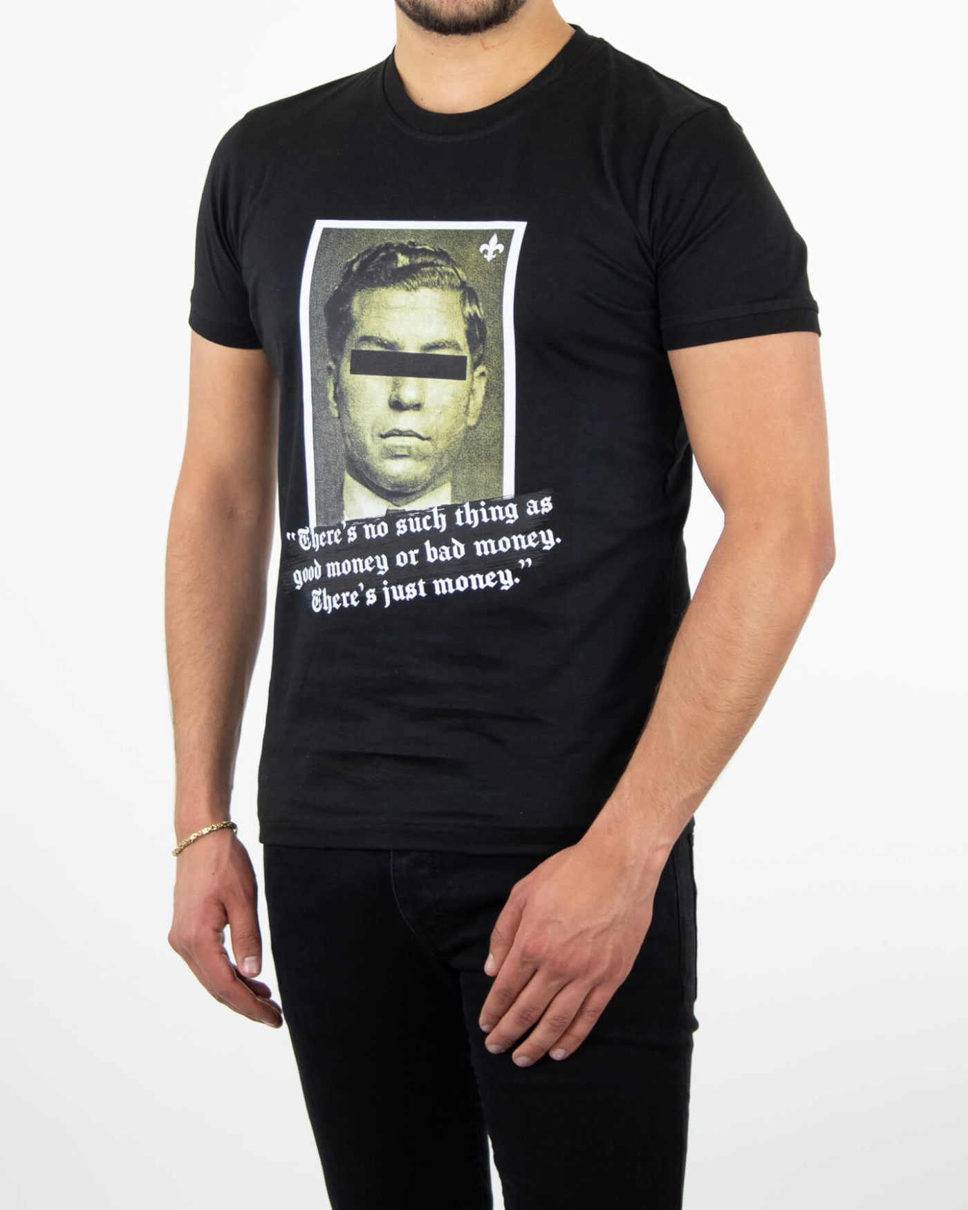 Luca Black Shirt-1
