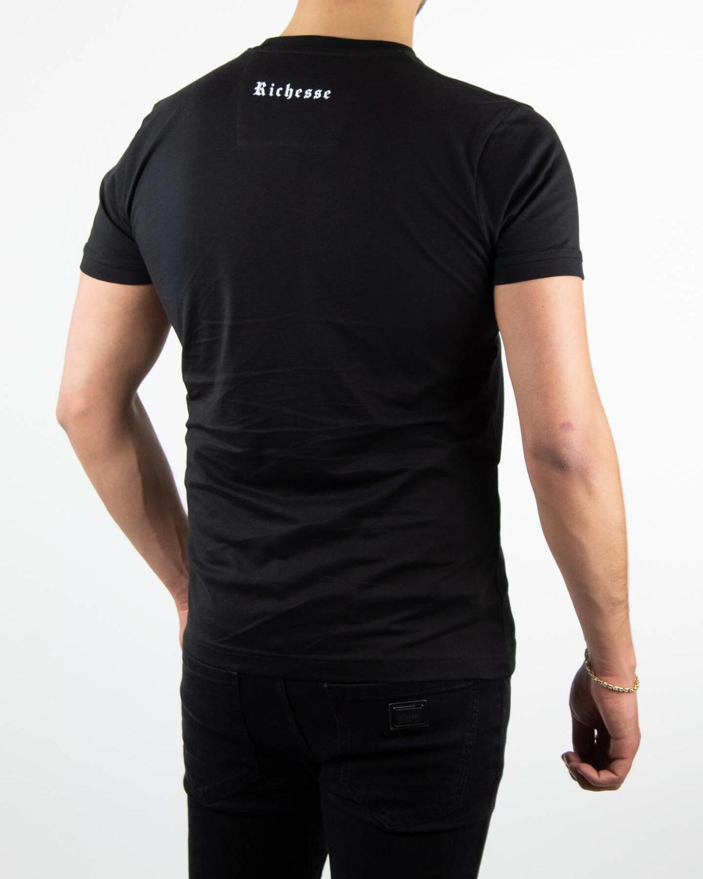 Luca Black Shirt-2