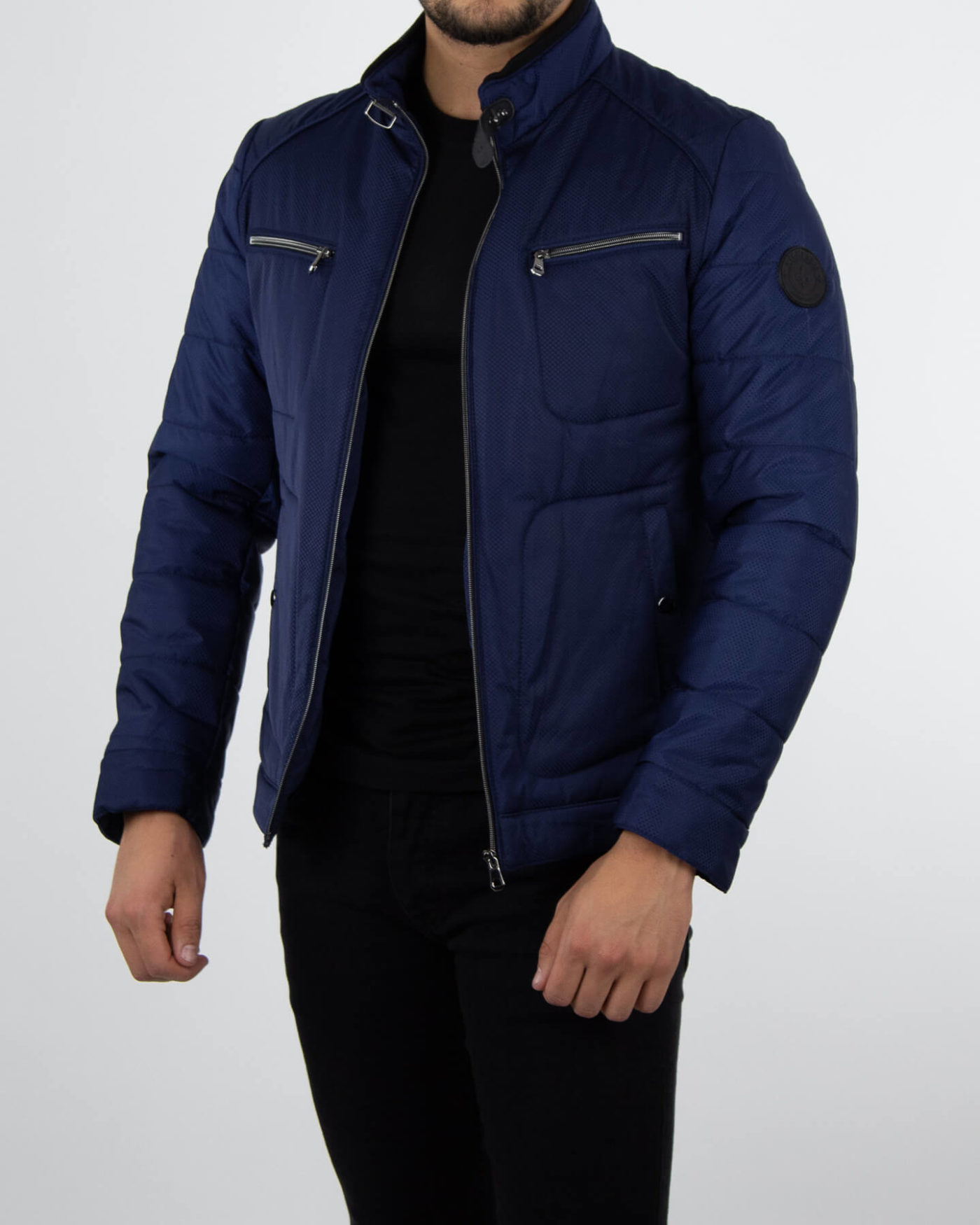 Richesse Jacket Royal Blue-4