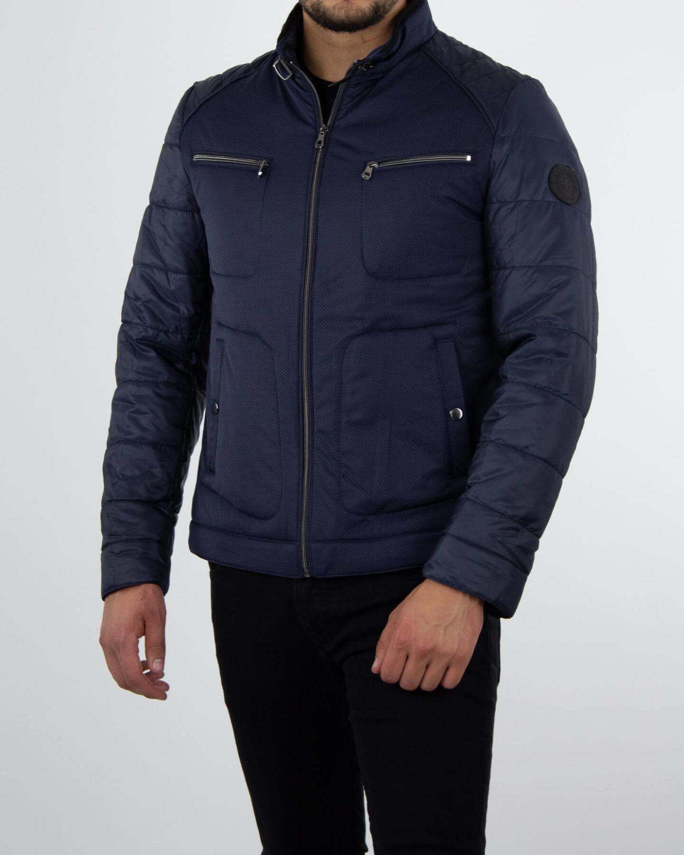 Richesse Jacket Royal Blue-2