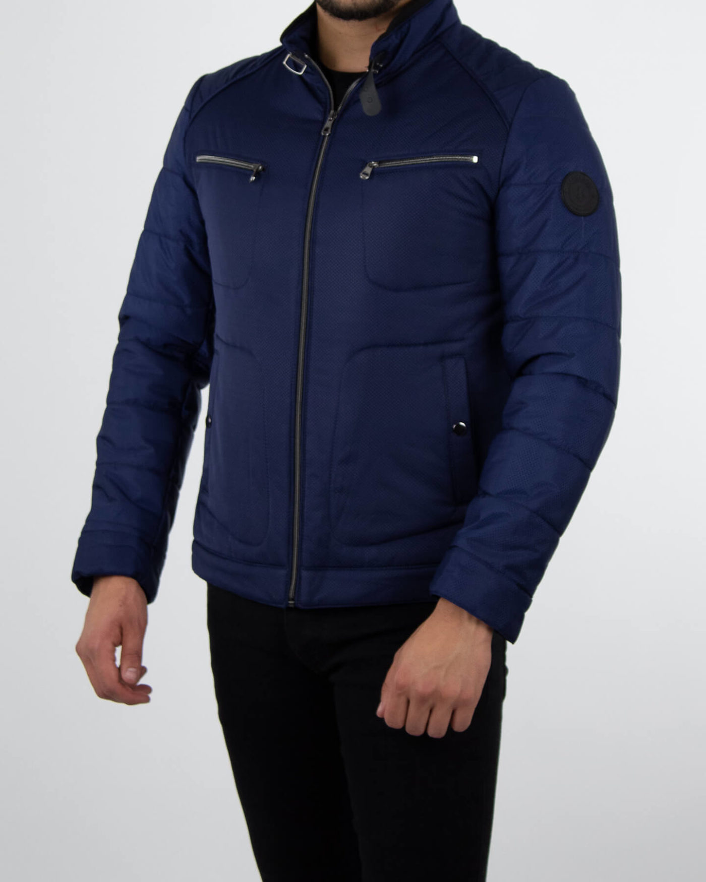 Richesse Jacket Royal Blue-2