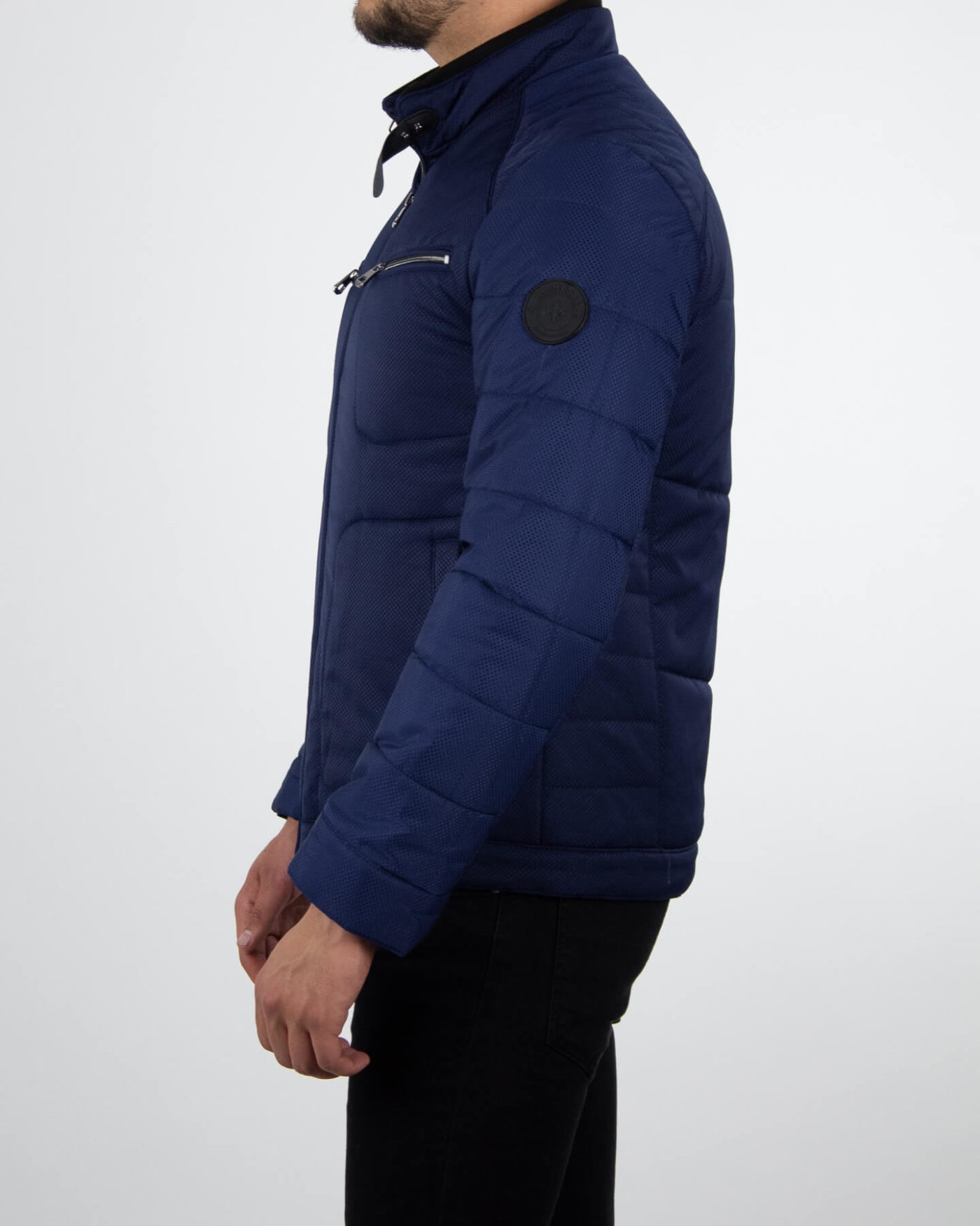 Richesse Jacket Royal Blue-3
