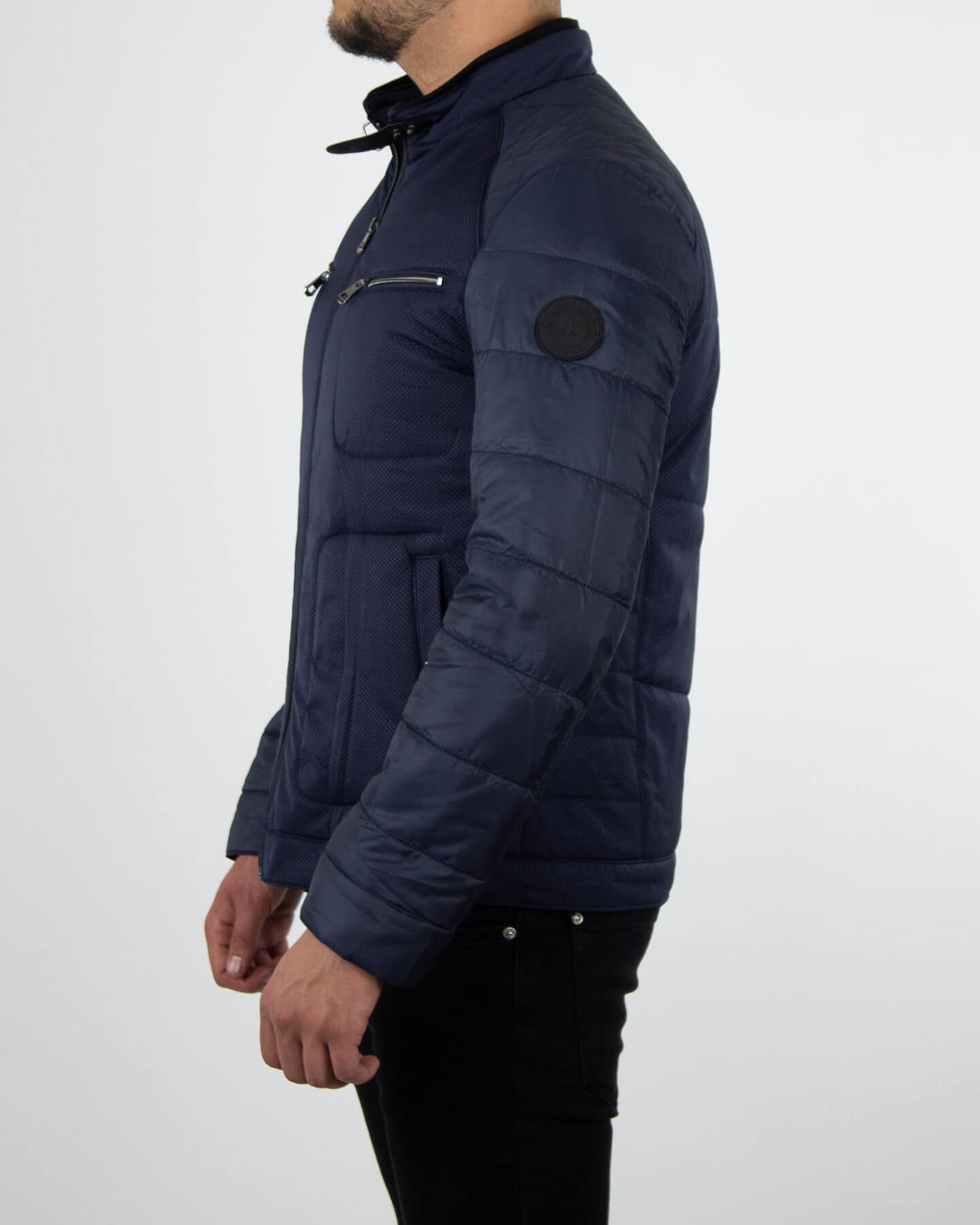 Richesse Jacket Royal Blue-5
