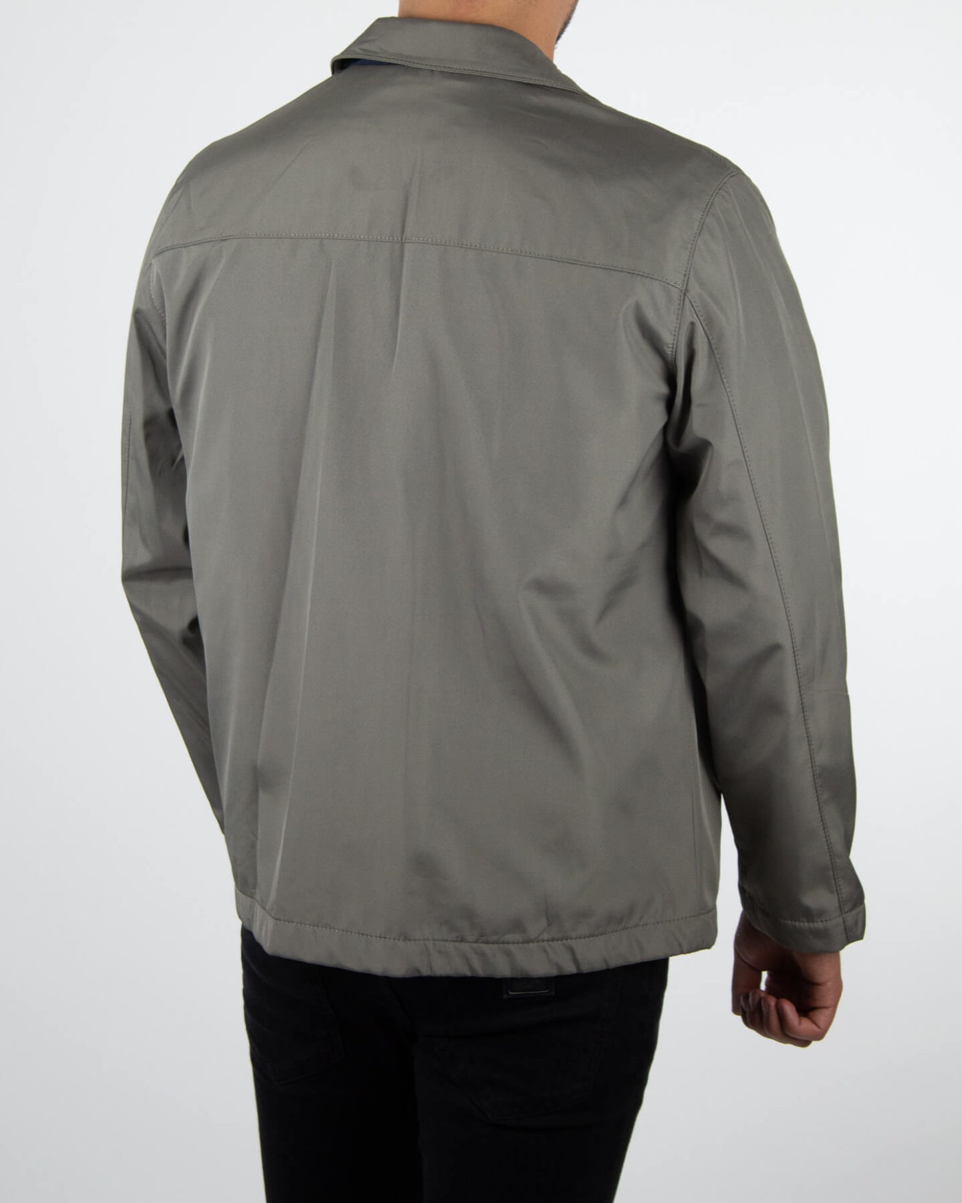 Richesse Trenchcoat Grey-2
