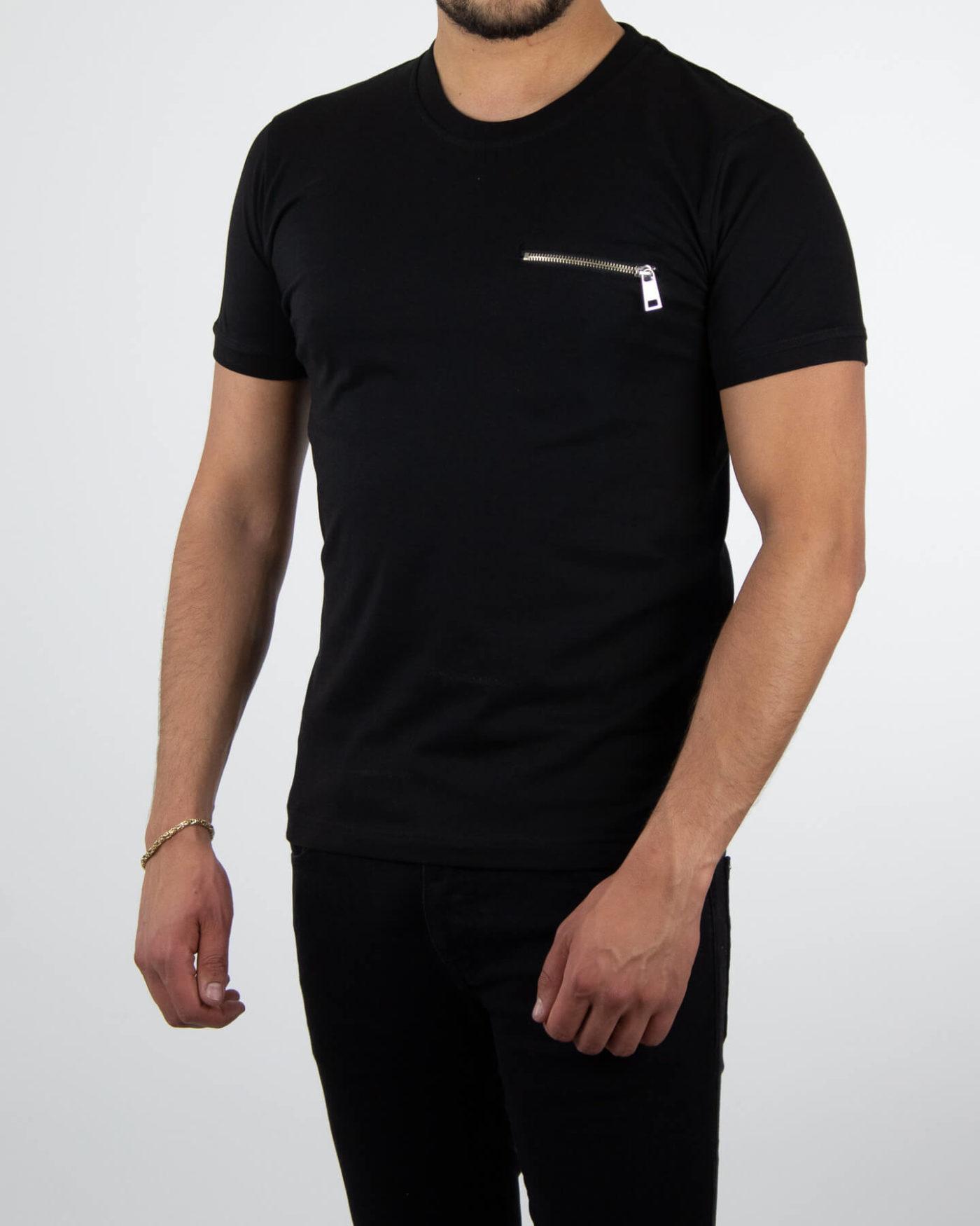 Rico Black Shirt-1