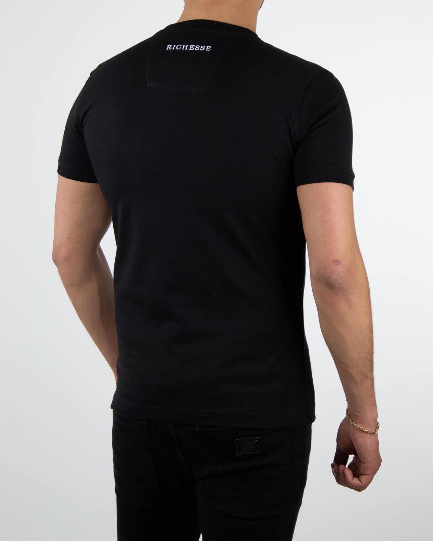 Rico Black Shirt-2