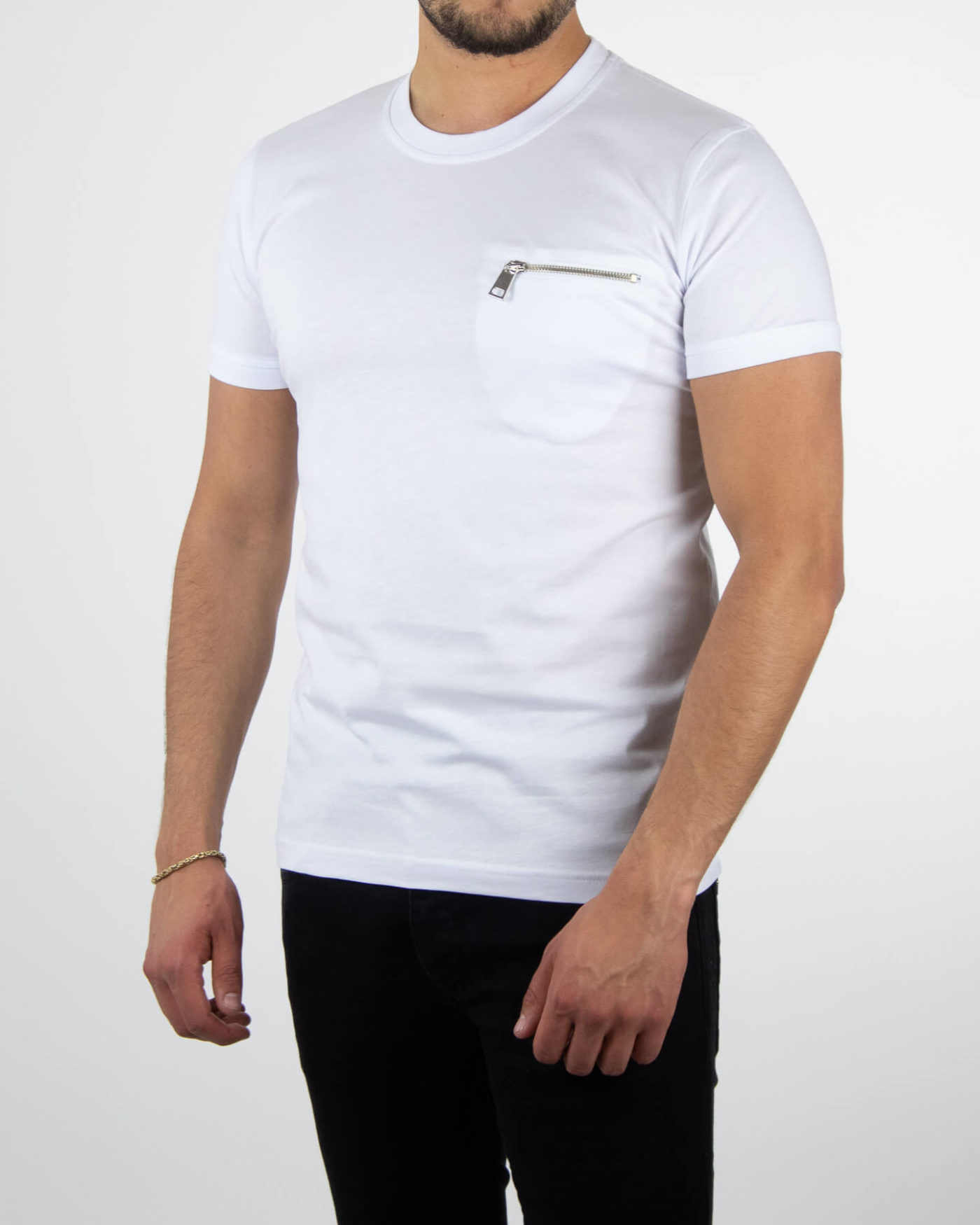 Rico White Shirt-1