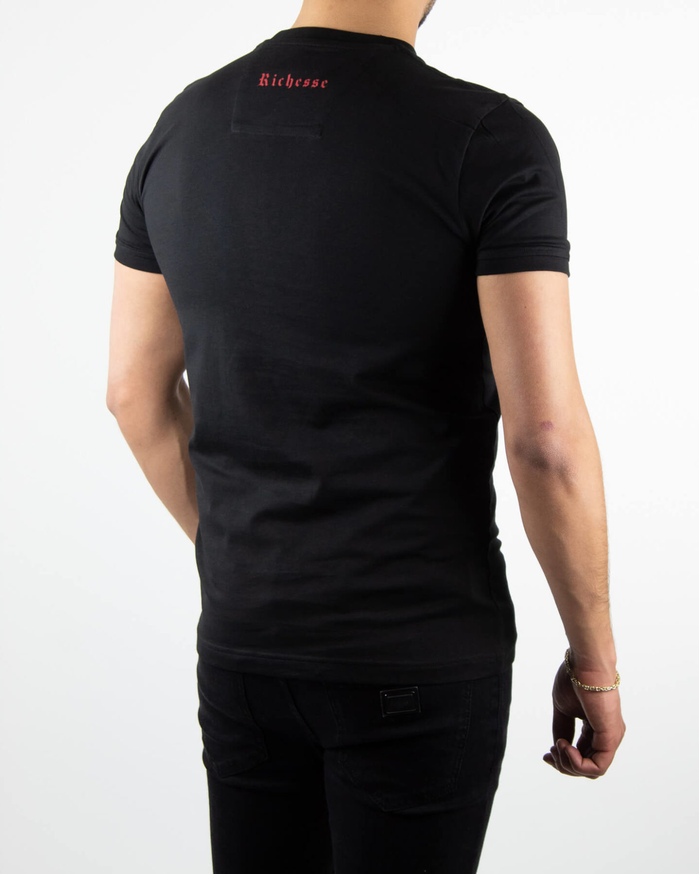 Tommy Black Shirt-2