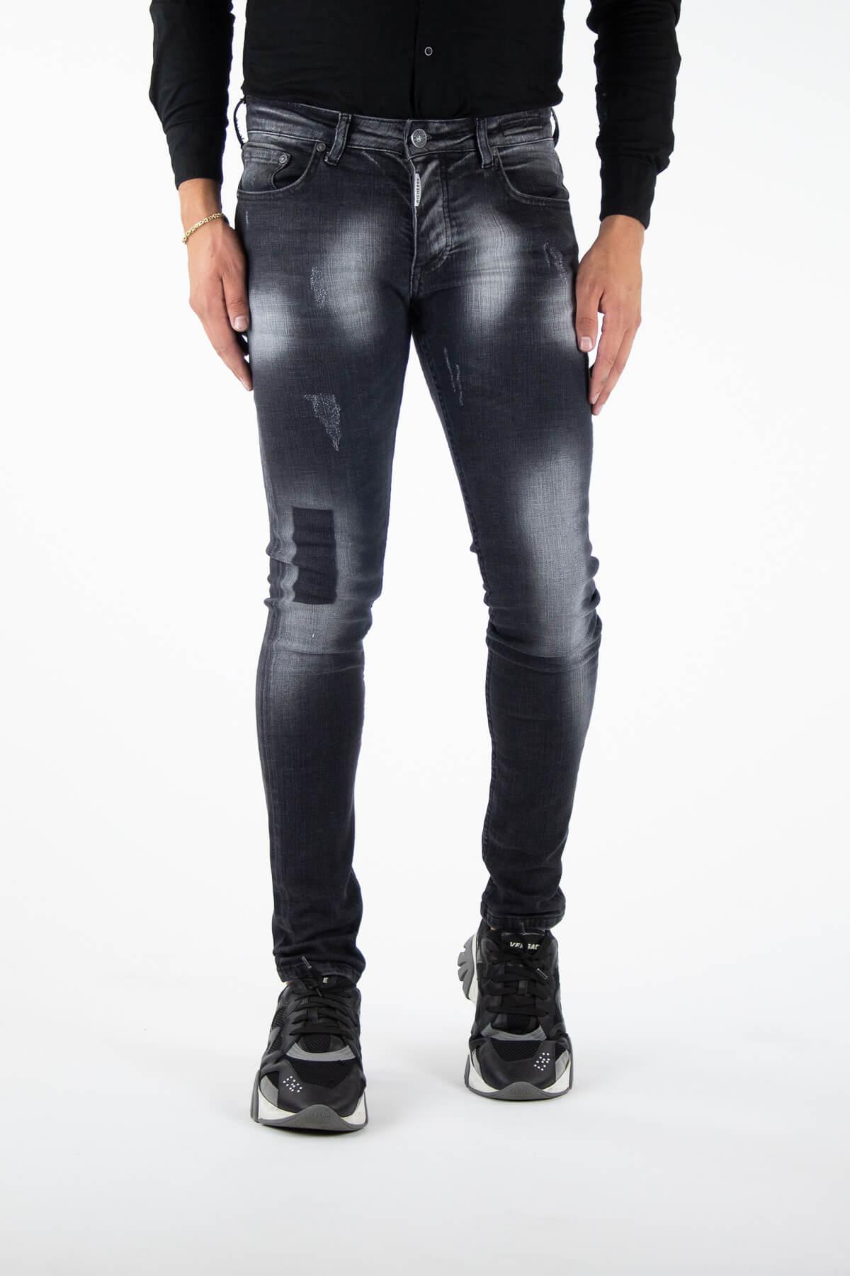 Porto Dark Jeans-1