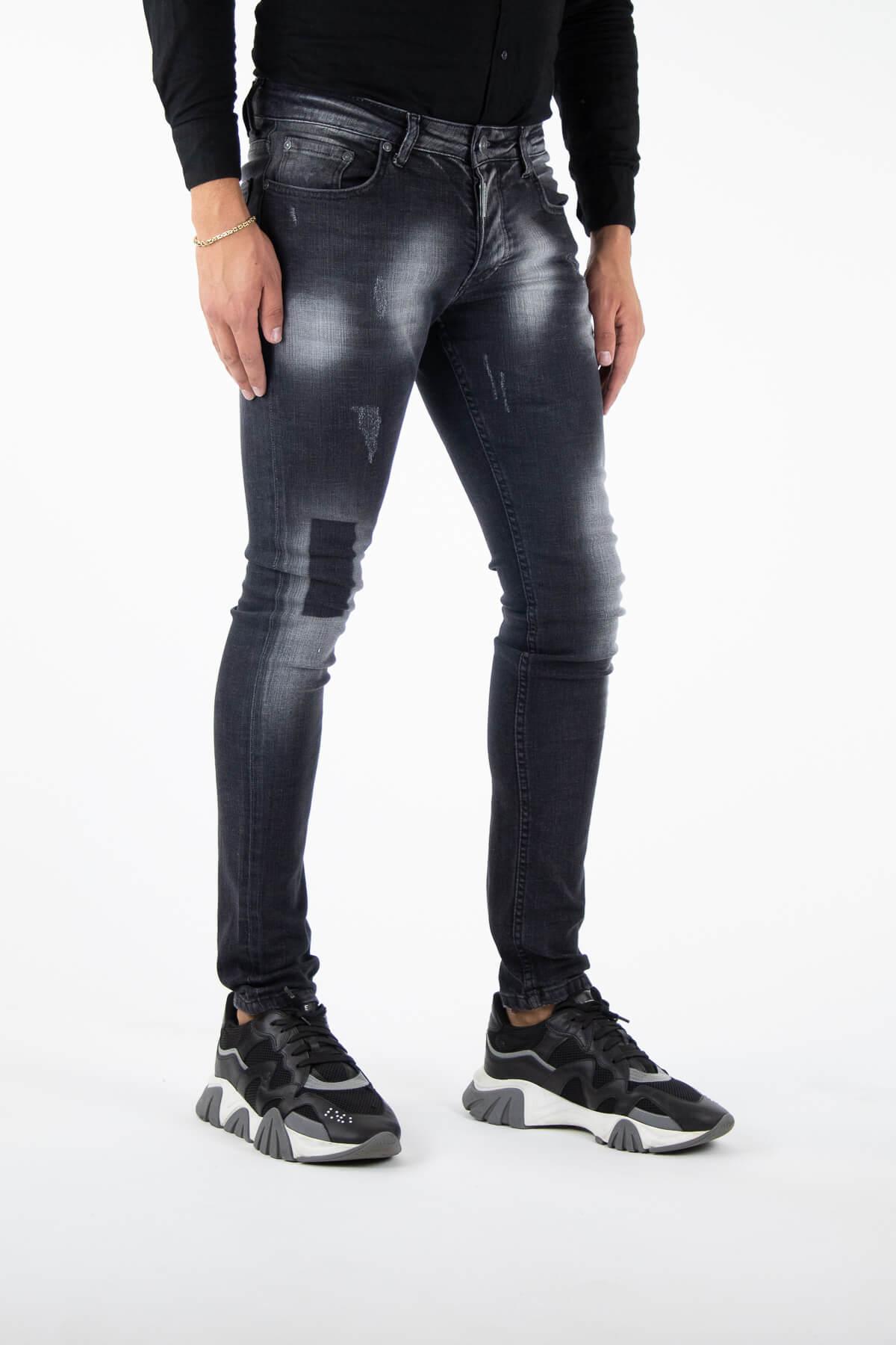Porto Dark Jeans-2