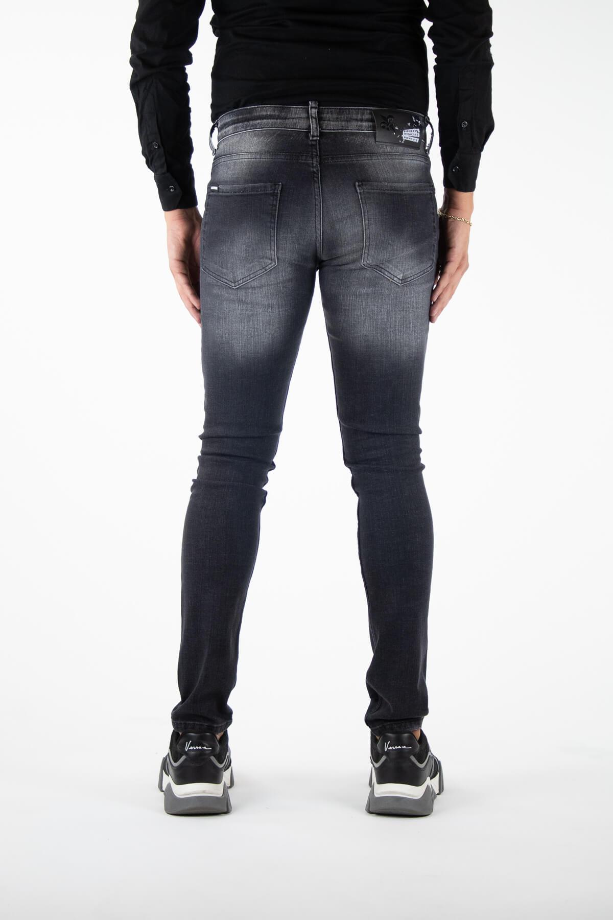 Porto Dark Jeans-4