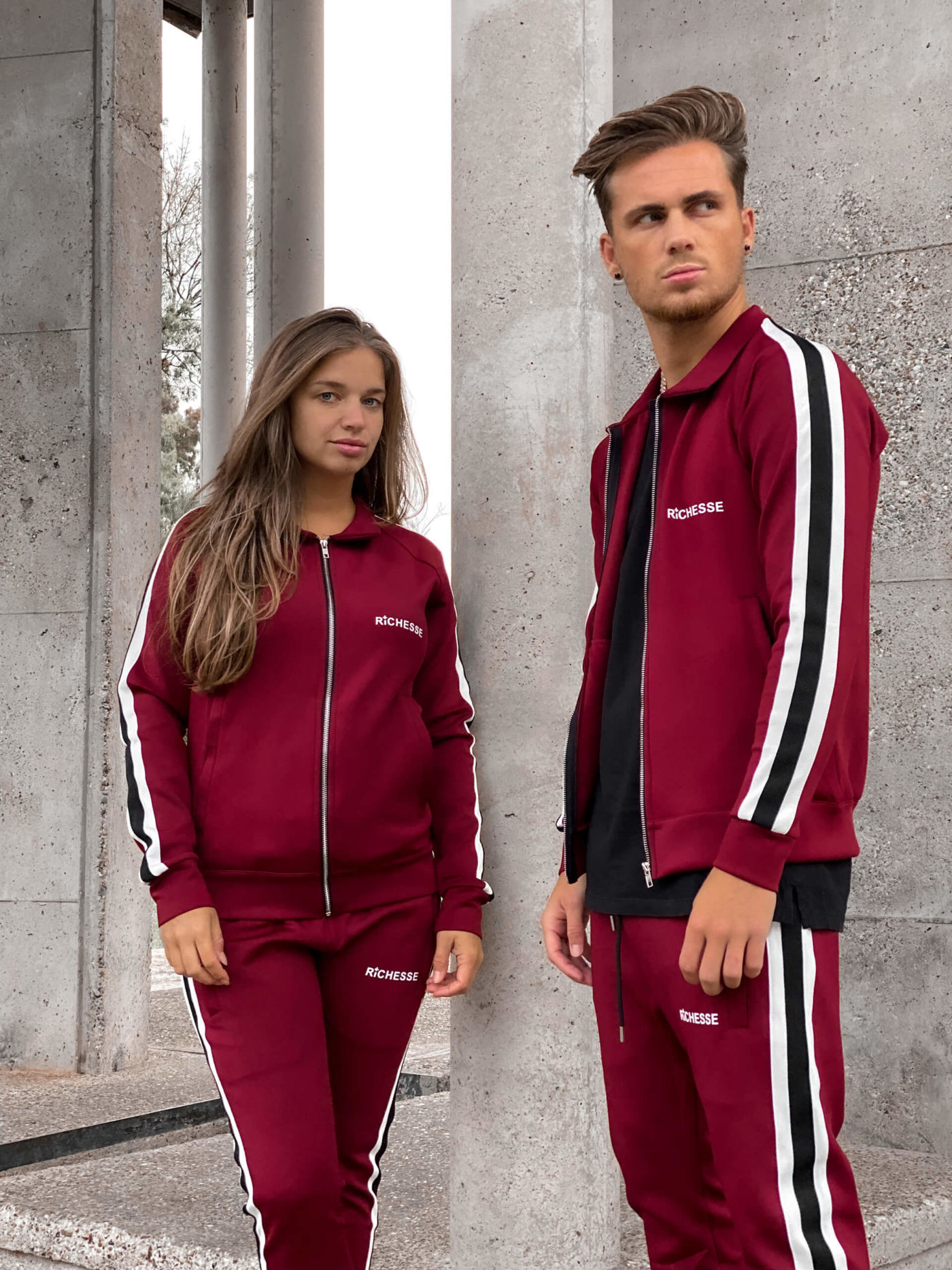 Hollywood Red Tracksuit