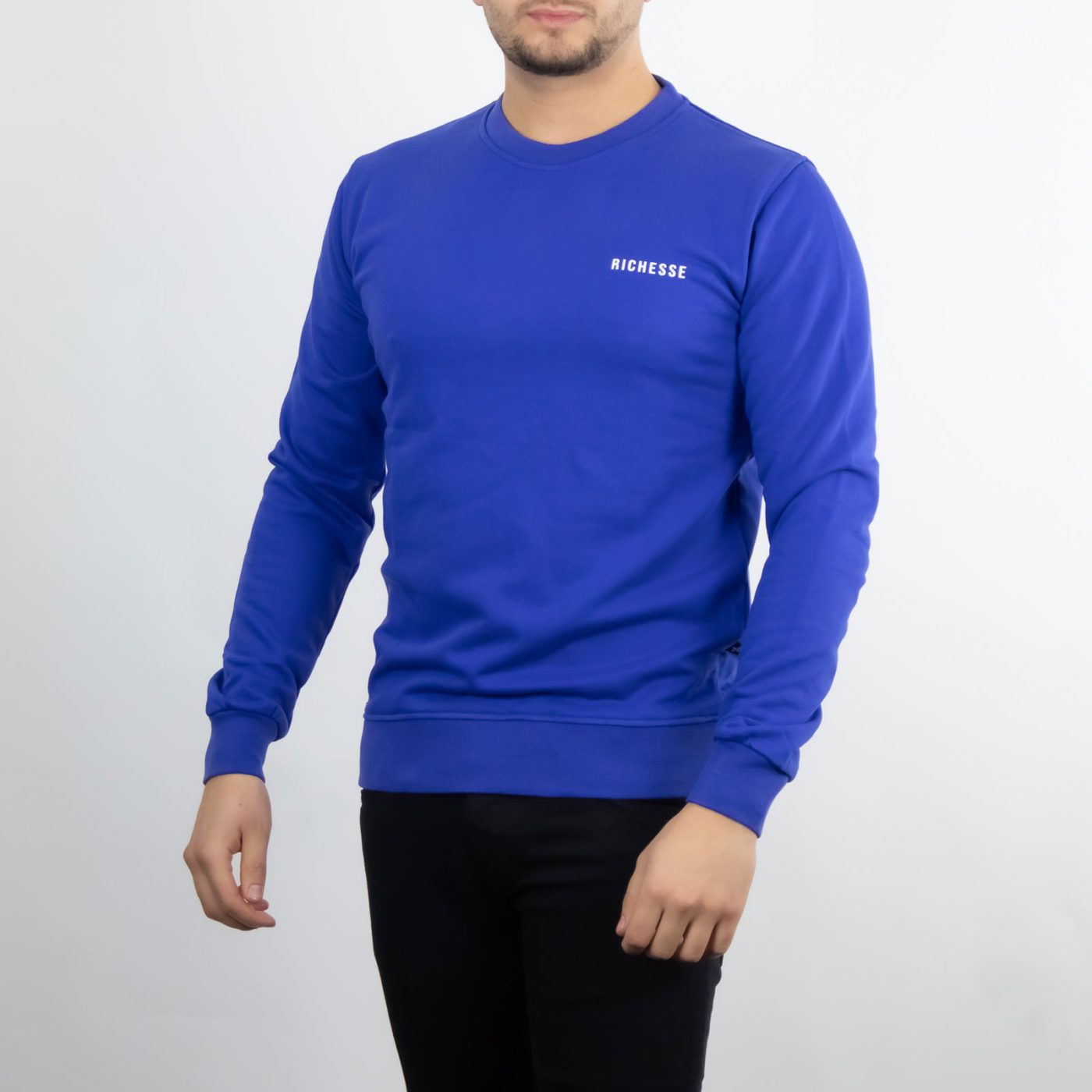 Richesse-Crewneck-Blue-1