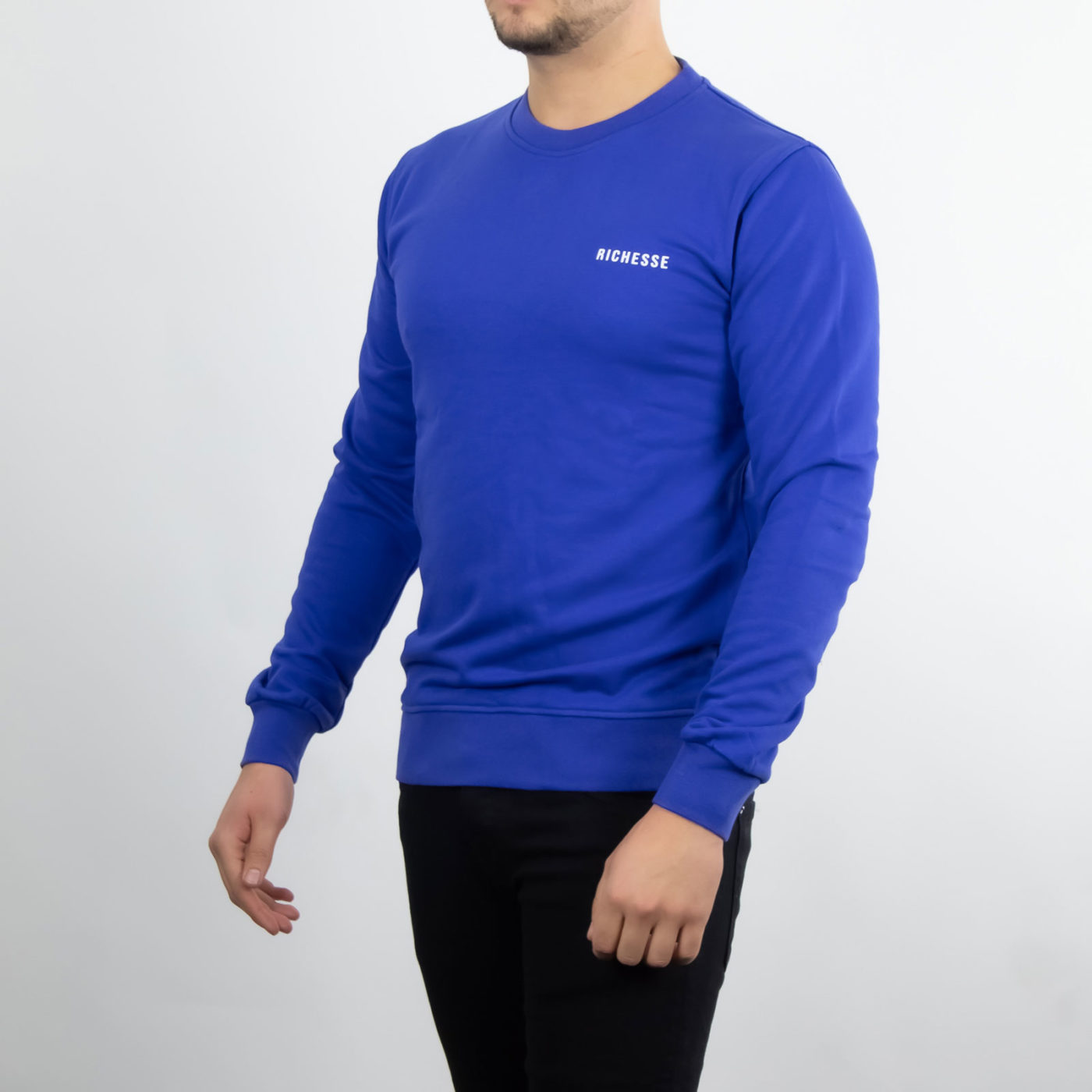 Richesse-Crewneck-Blue-3