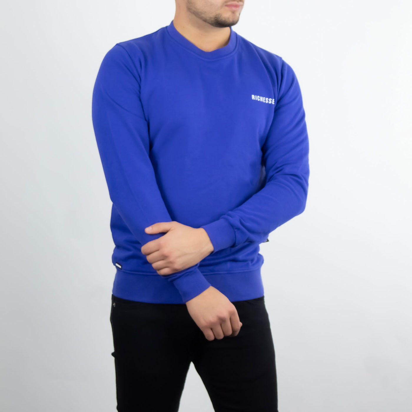 Richesse-Crewneck-Blue-4