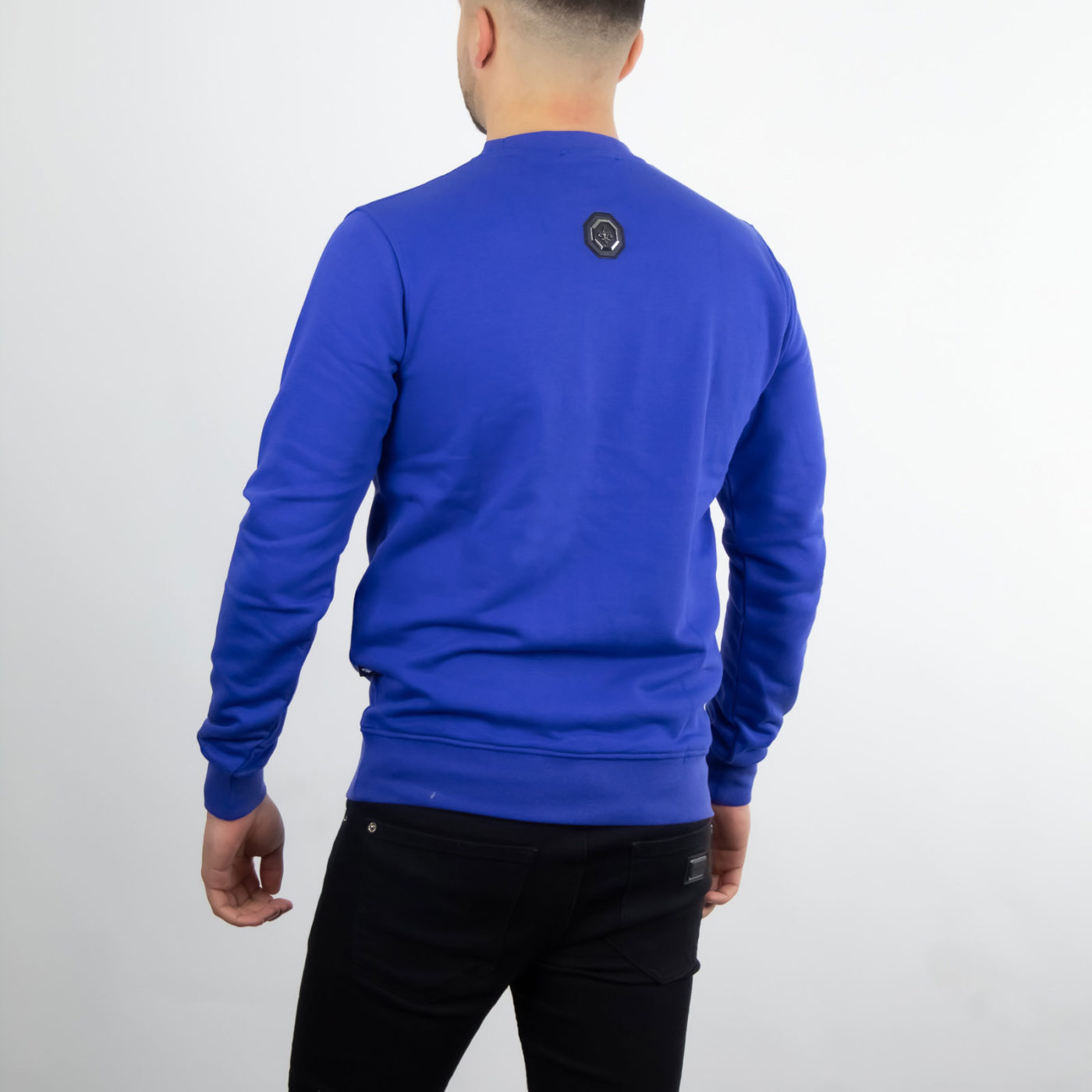Richesse-Crewneck-Blue-5