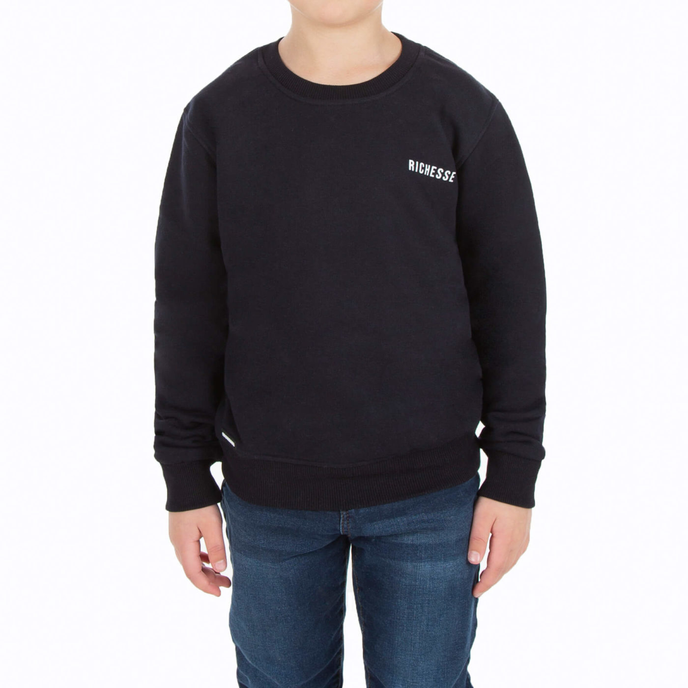 1075 – Richesse Crewneck JR-09