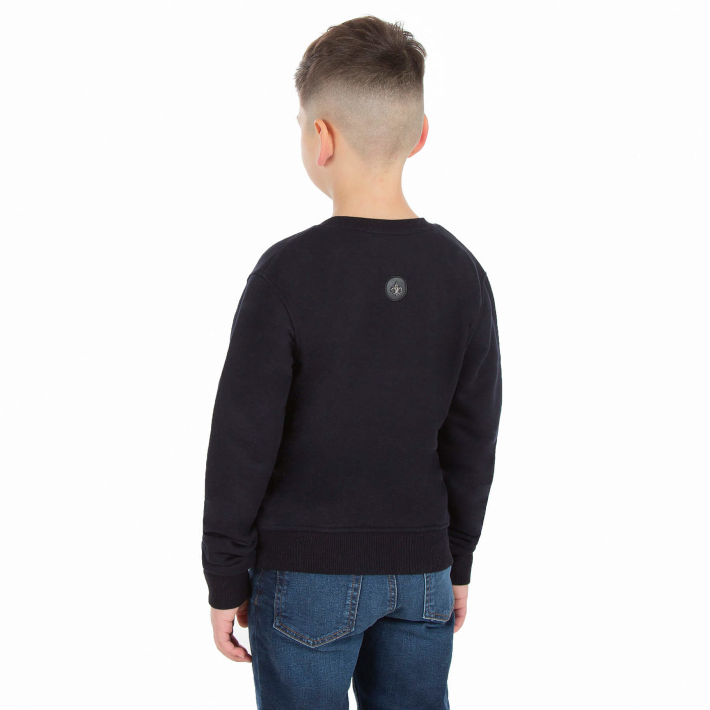 1075 – Richesse Crewneck JR-10