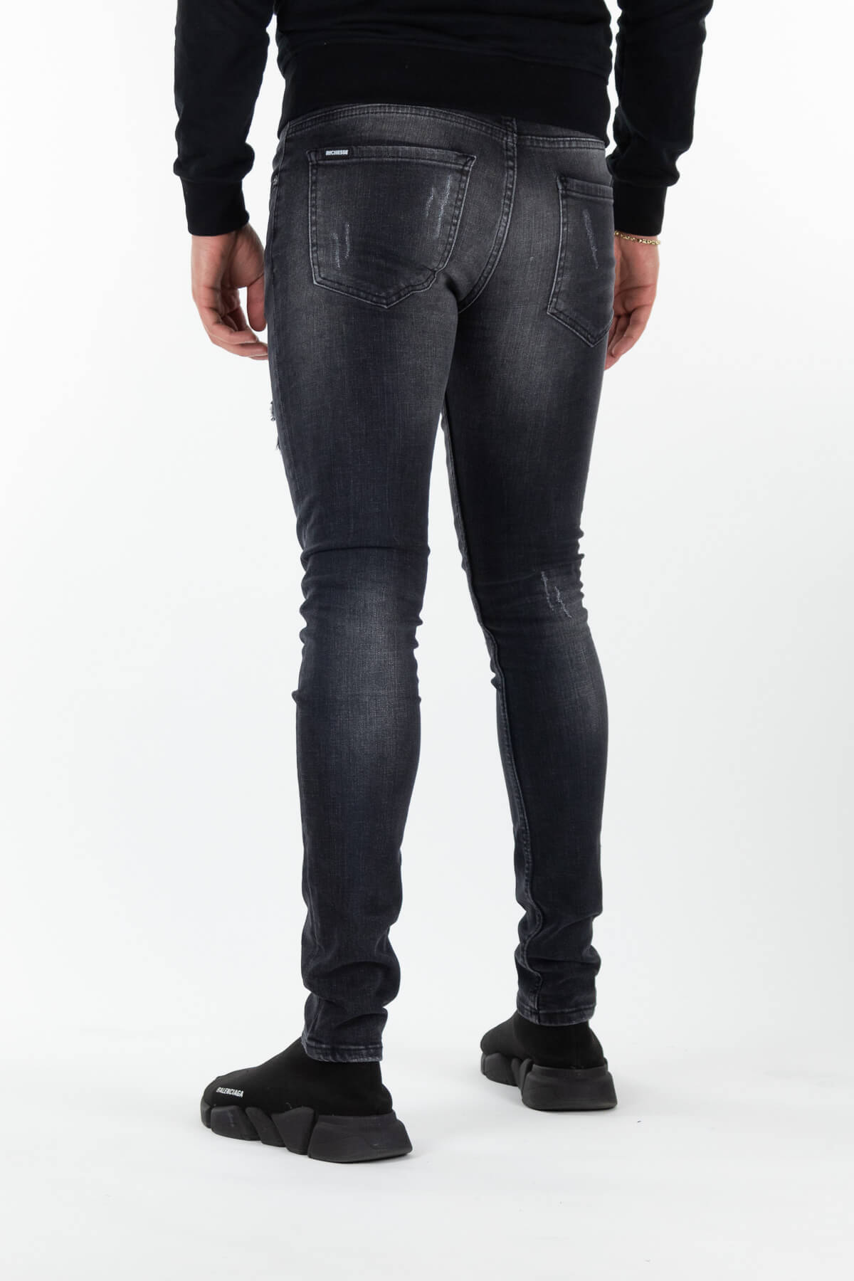 Sevilla Deluxe Dark Jeans-4