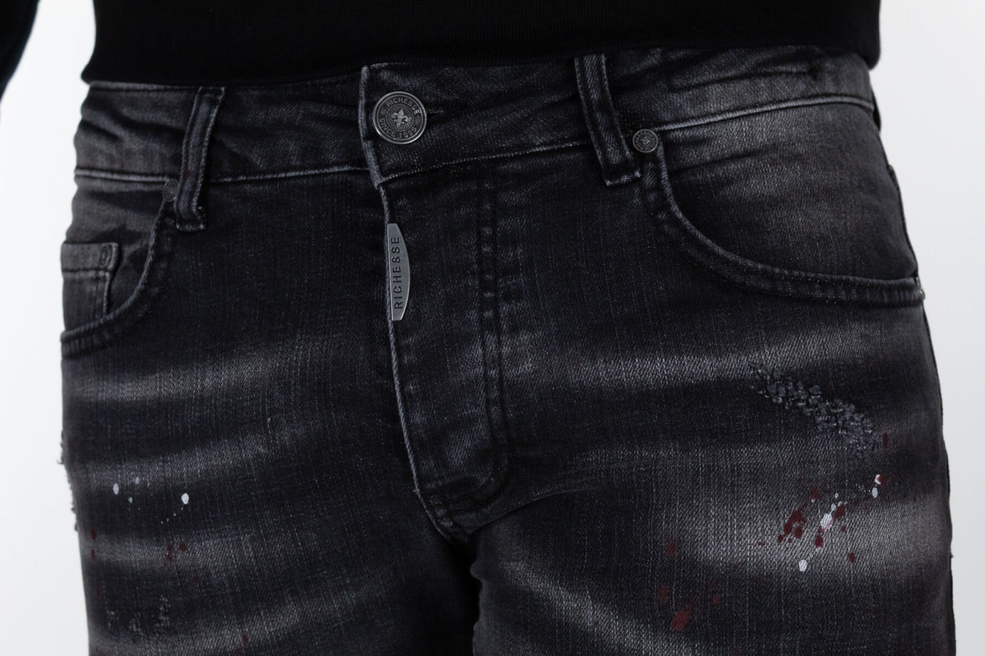 Sevilla Deluxe Dark Jeans-5