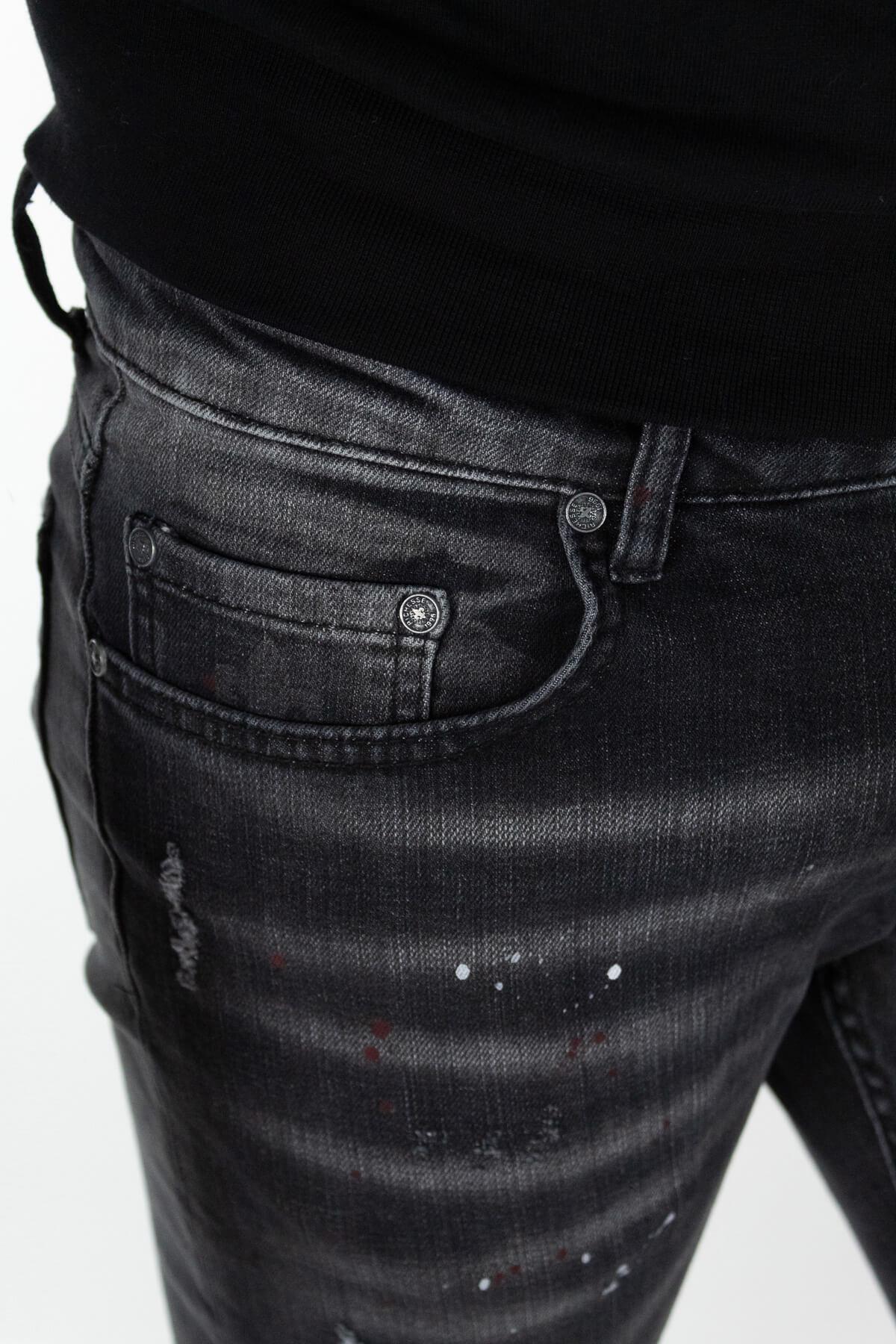 Sevilla Deluxe Dark Jeans-6
