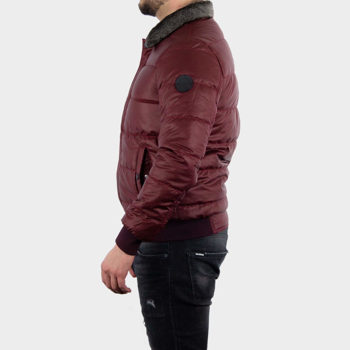 Richesse-Bomber-Red-Jacket-Deluxe-4