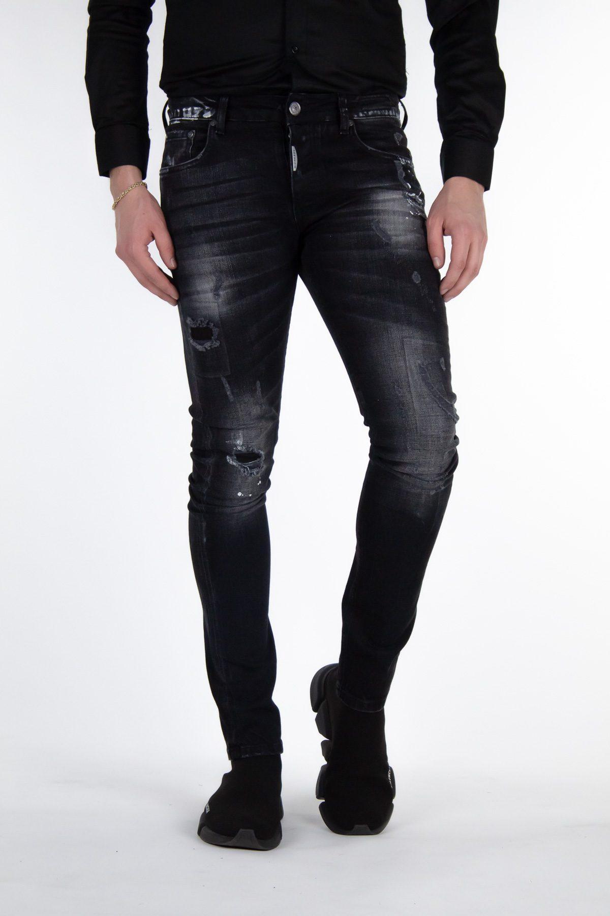 Richesse Geneve Dark Jeans 2239-1
