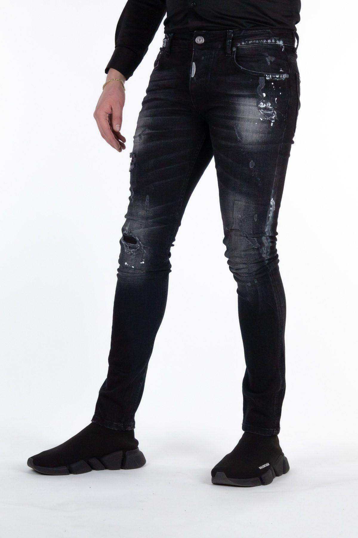 Richesse Geneve Dark Jeans 2239-2