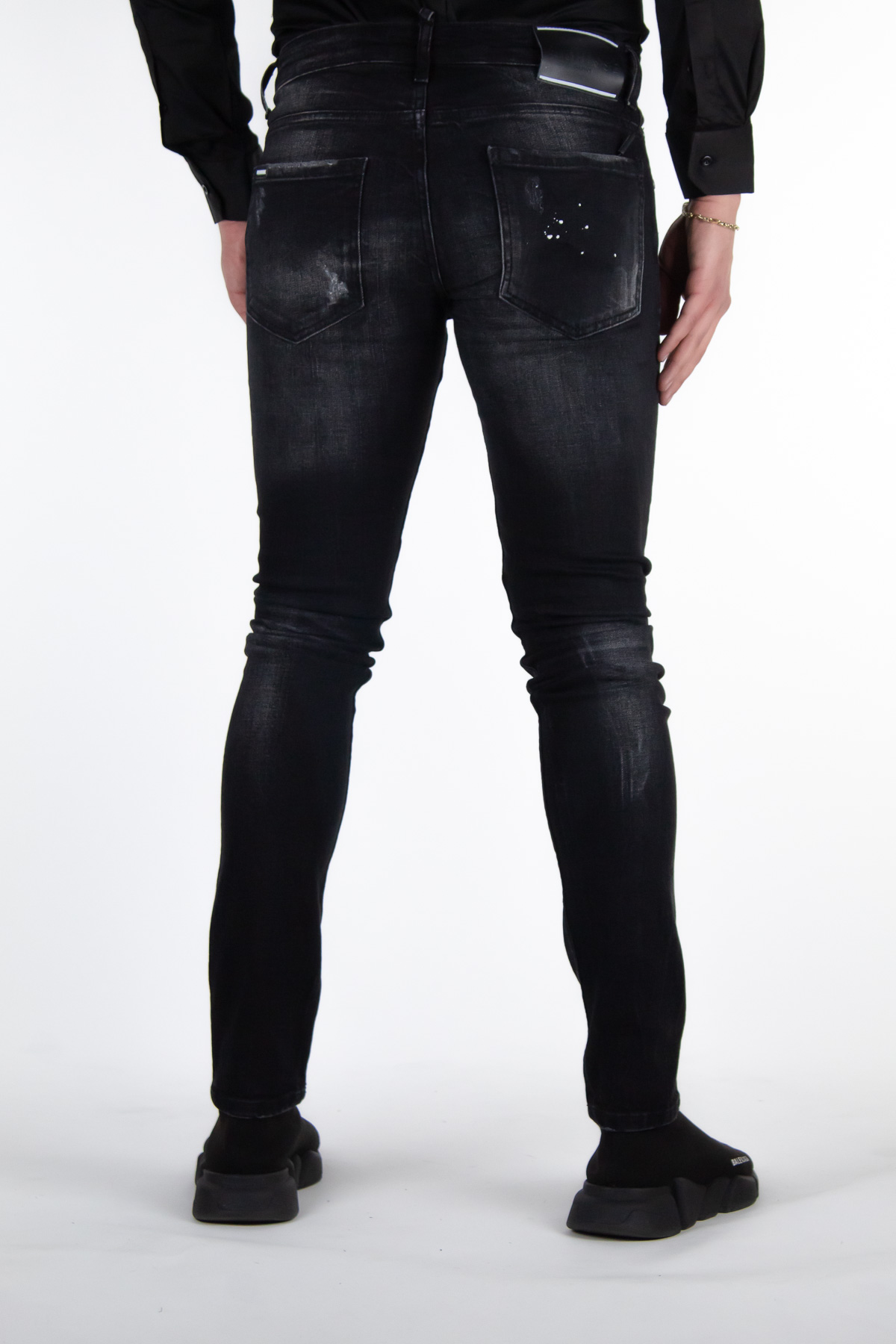 Richesse Geneve Dark Jeans 2239-4