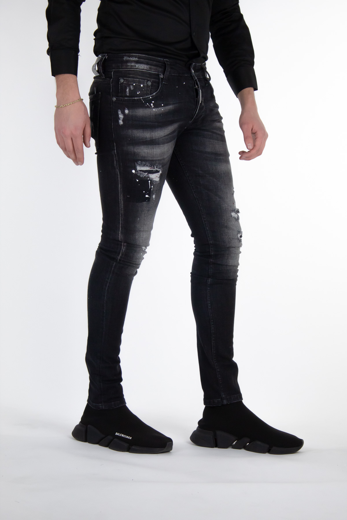 Richesse Granada Dark Jeans 2238-2