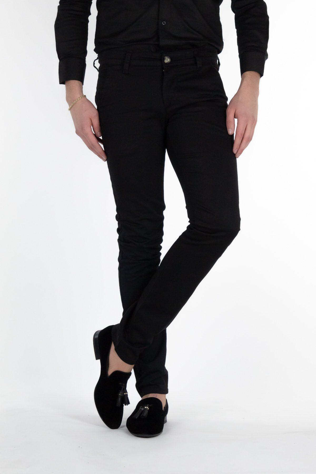 Richesse Marbella Black Pantalon 2236-1
