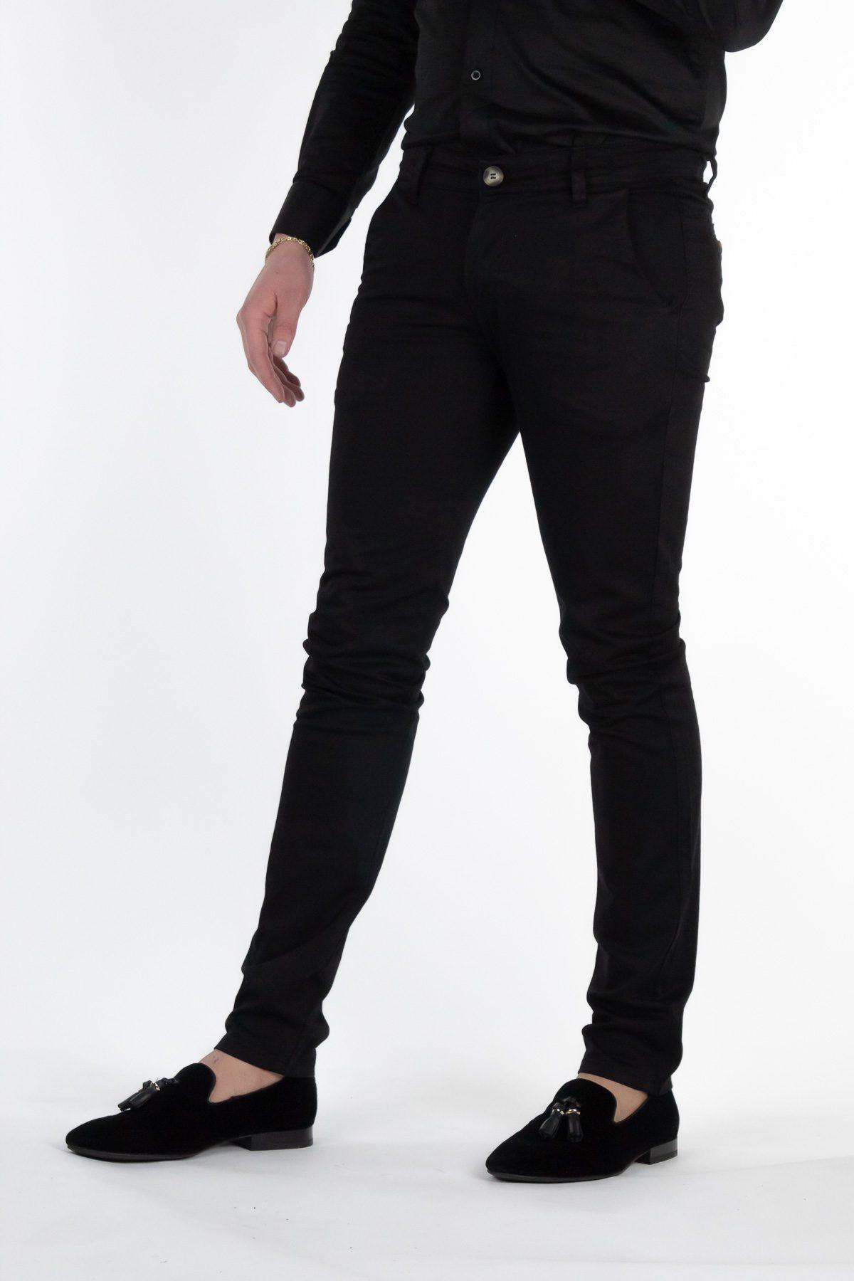 Richesse Marbella Black Pantalon 2236-2