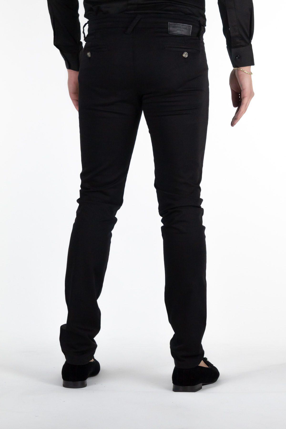 Richesse Marbella Black Pantalon 2236-4