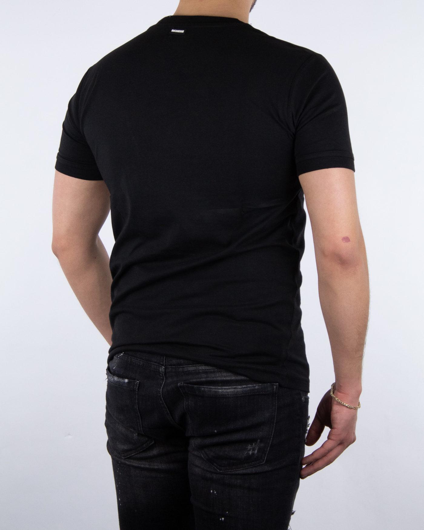 Aigle Black T-shirt-2