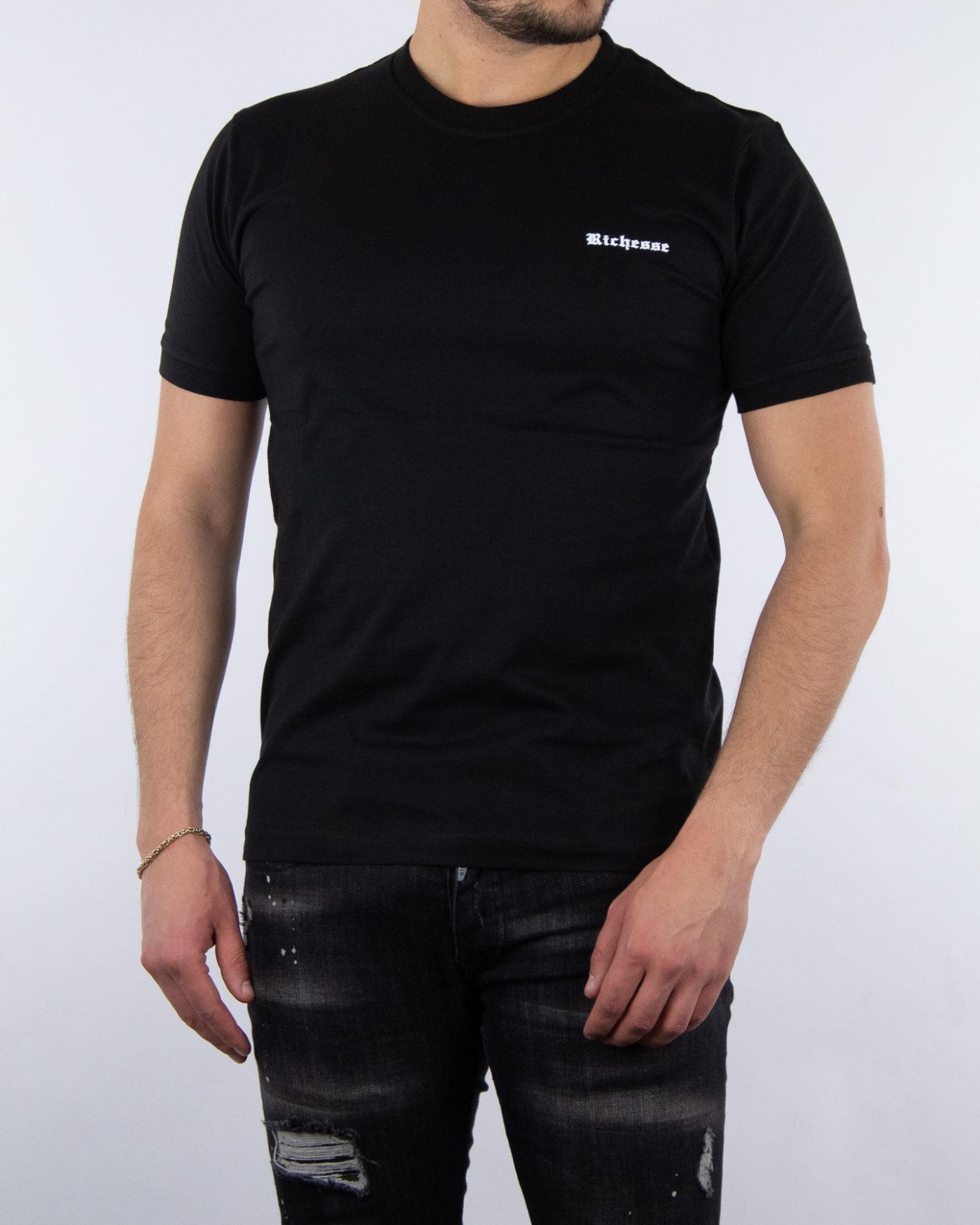 Ariya Black T-shirt-1