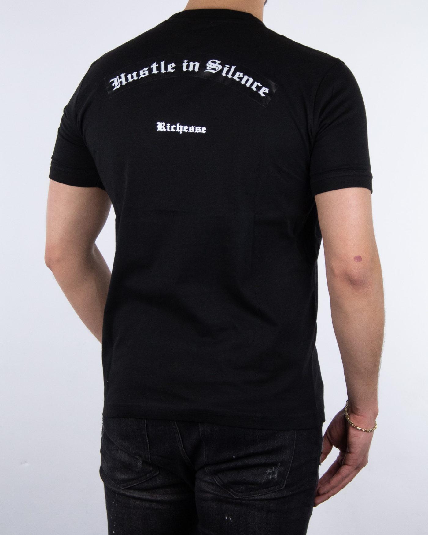 Ariya Black T-shirt-2