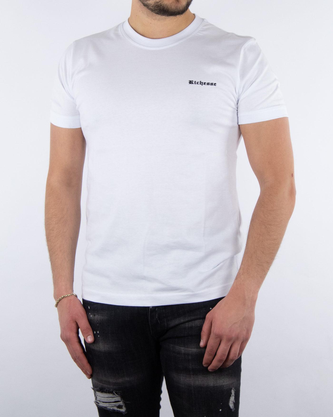 Ariya White T-shirt-1